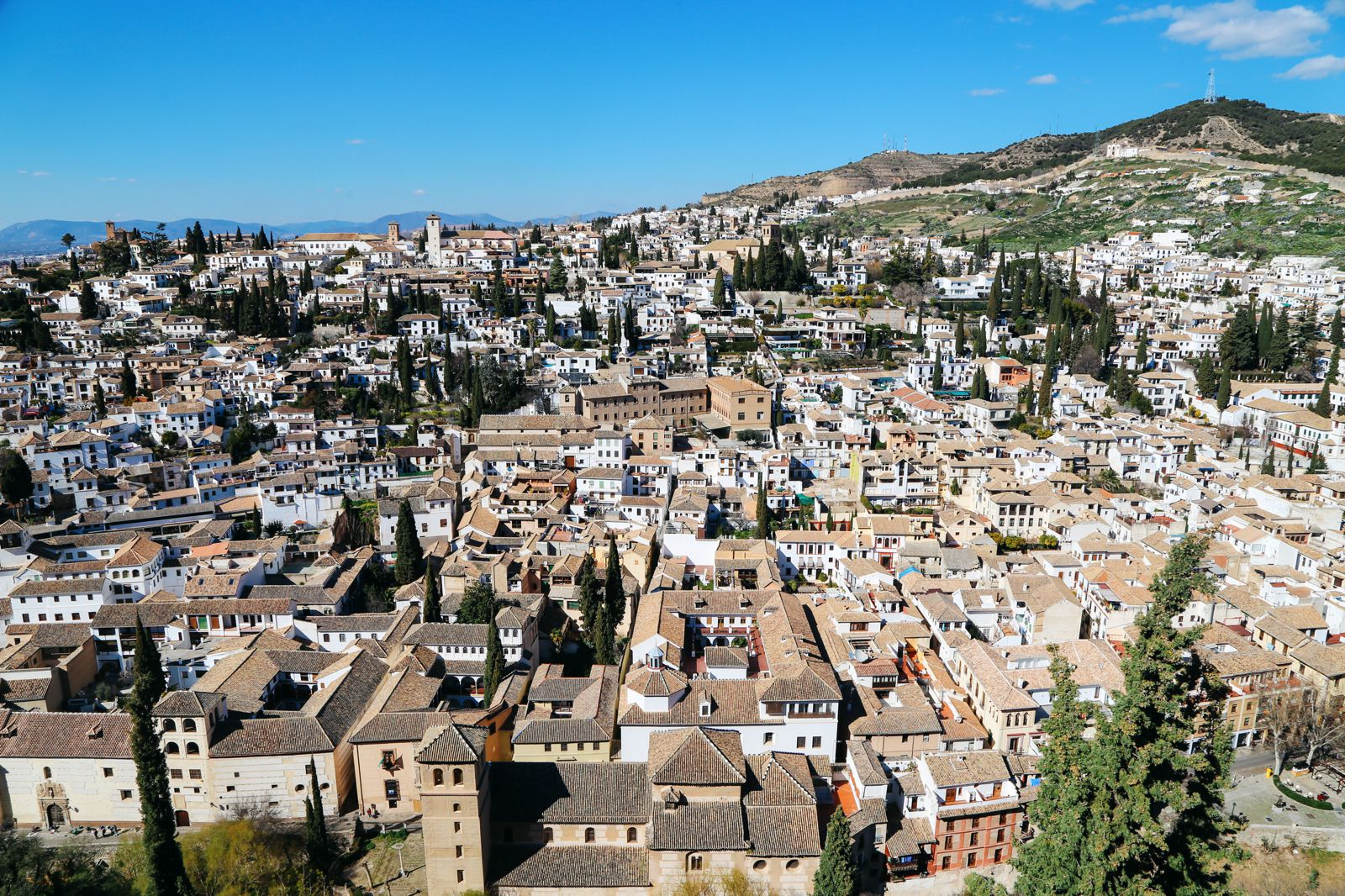 Postcards From Spain - Malaga, Ronda And The Alhambra (17)