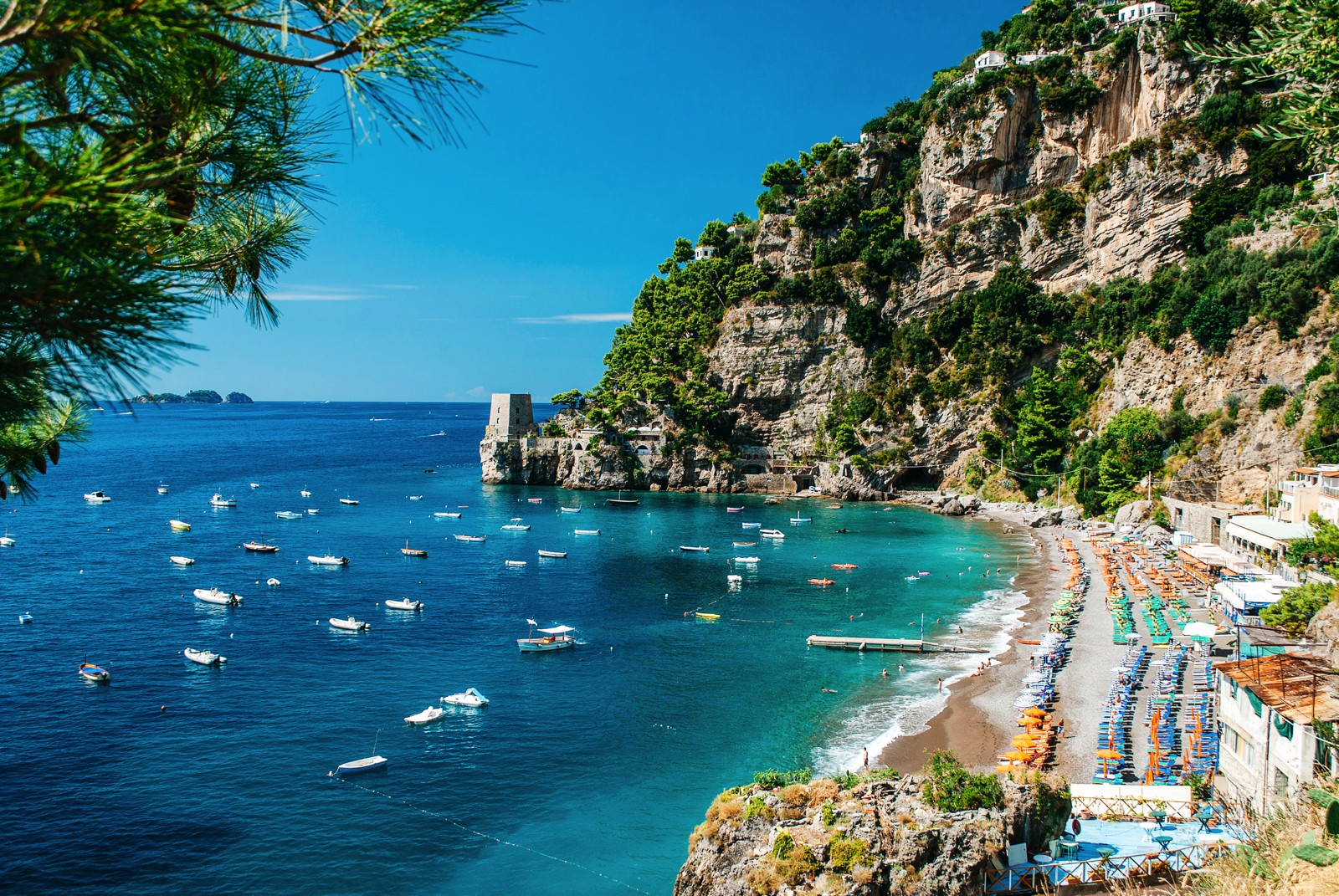 7 Reasons Why You'll Want To Visit Positano In The Amalfi Coast Of Italy (7)