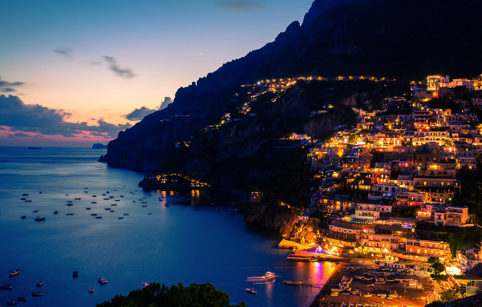 7 Reasons Why You'll Want To Visit Positano In The Amalfi Coast Of Italy (1)