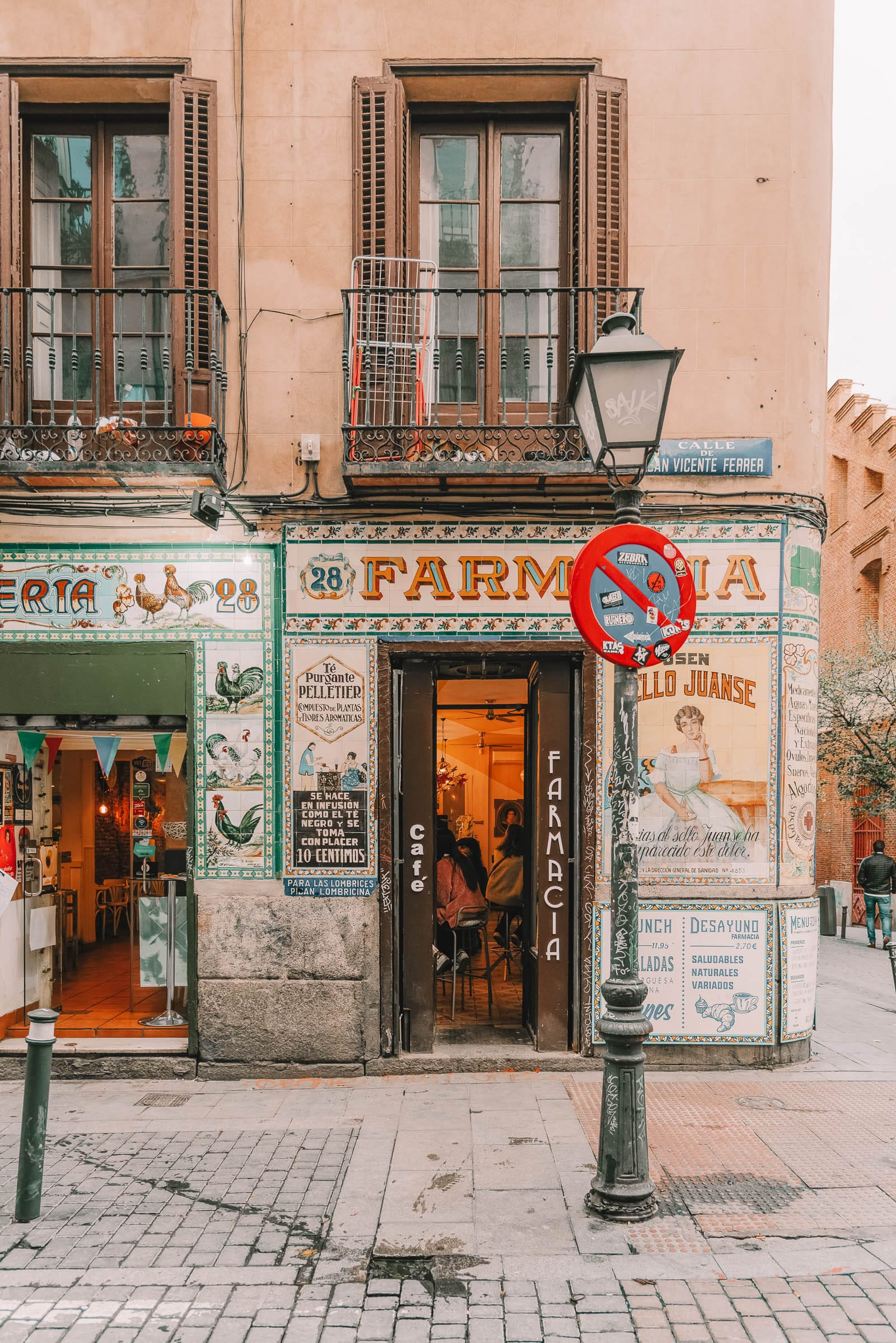 First Impressions Of Madrid Spain Hand Luggage Only Travel Food Photography Blog