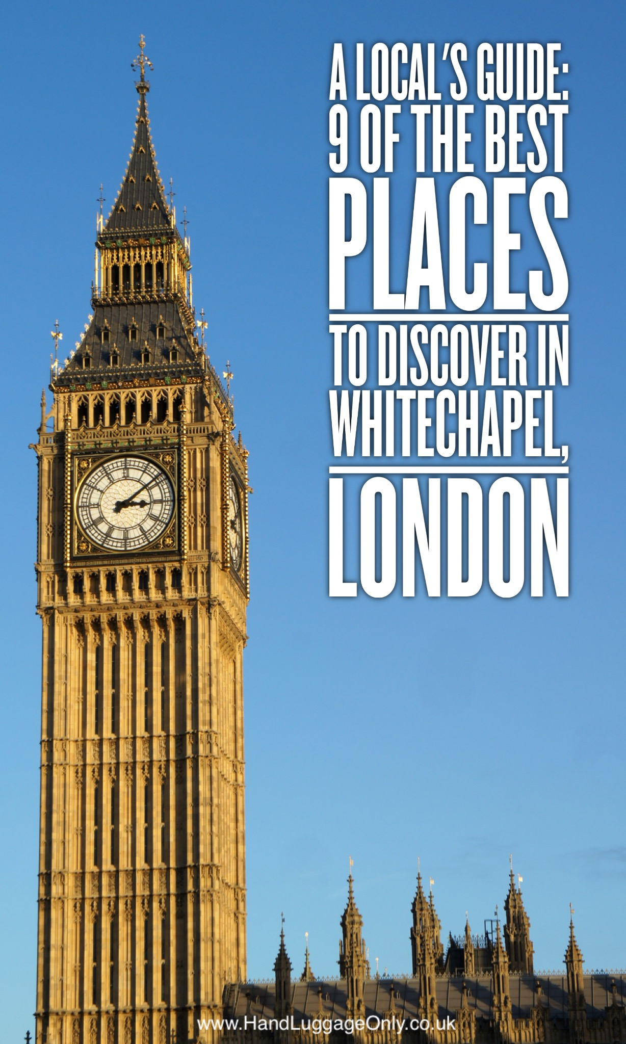 A Local's Guide: 9 Of The Best Places To Discover in Whitechapel, London (1)