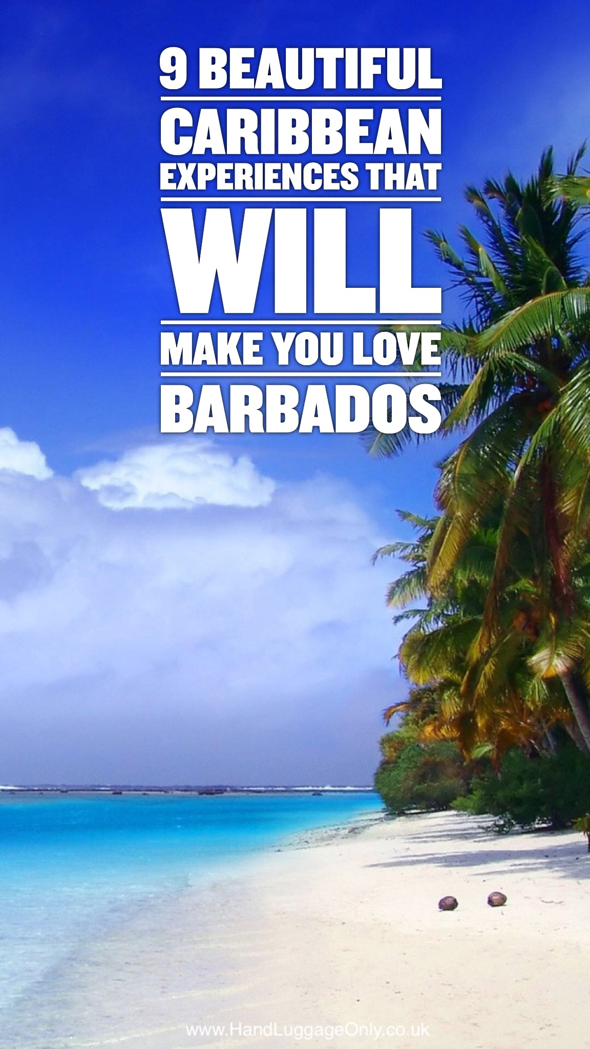 9 Caribbean Experiences To Have In Barbados