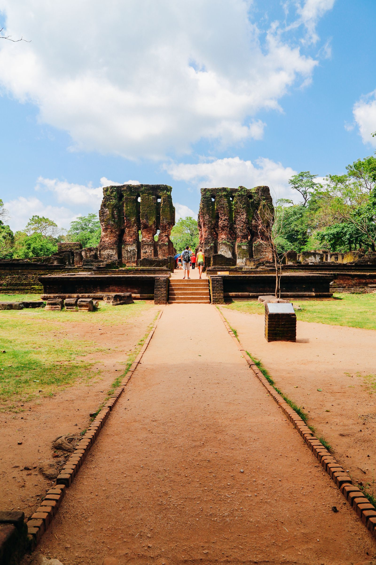 The Ancient City Of Polonnaruwa In Sri Lanka // Part 1 Of 2 (14)