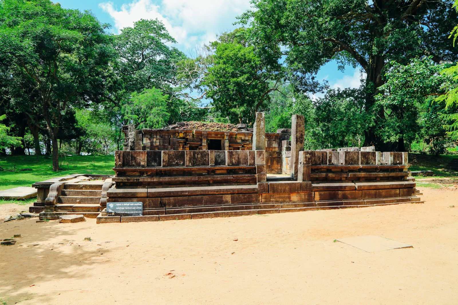 The Ancient City Of Polonnaruwa In Sri Lanka // Part 1 Of 2 (40)