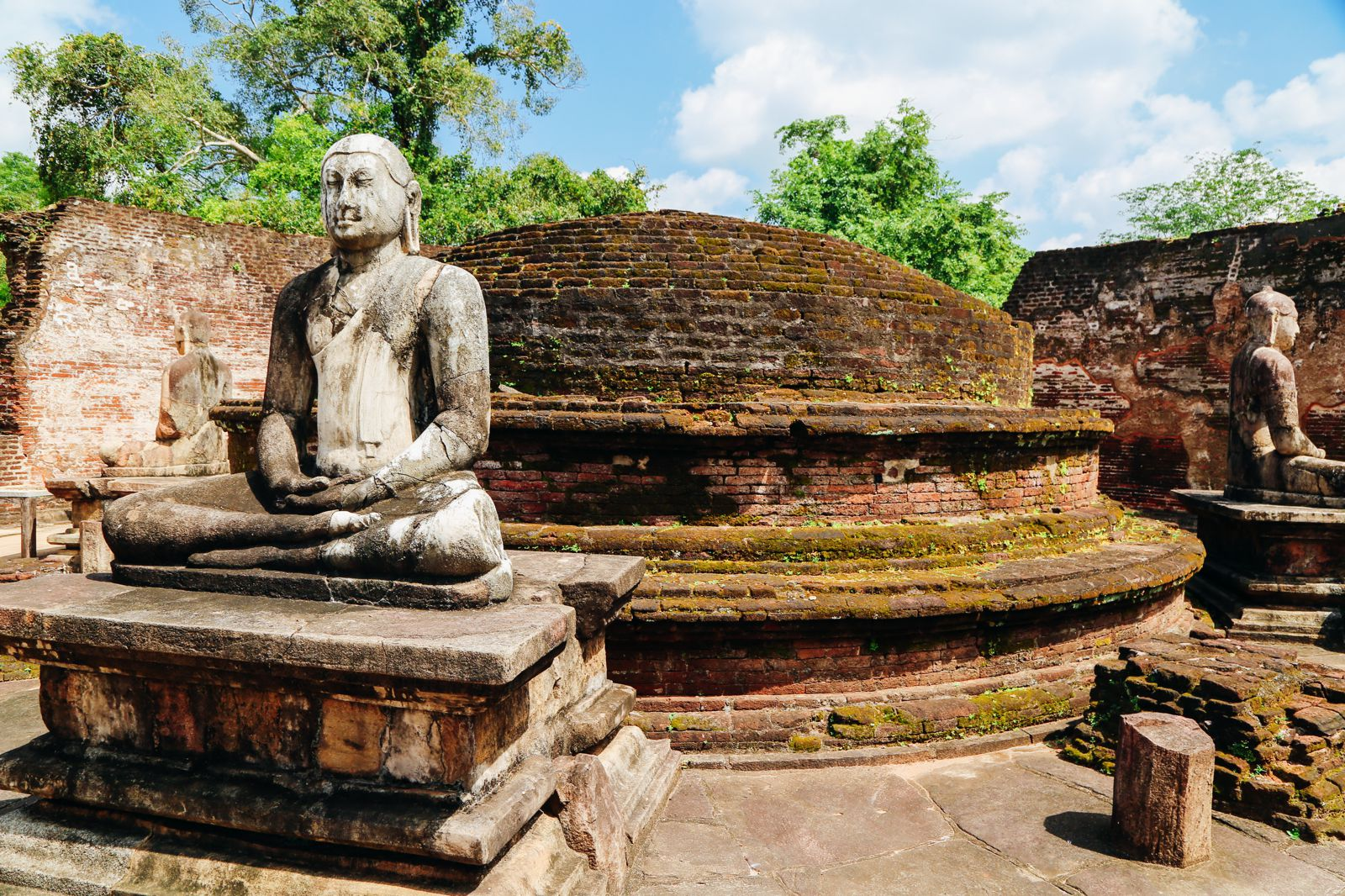 The Ancient City Of Polonnaruwa In Sri Lanka // Part 2 Of 2 (4)