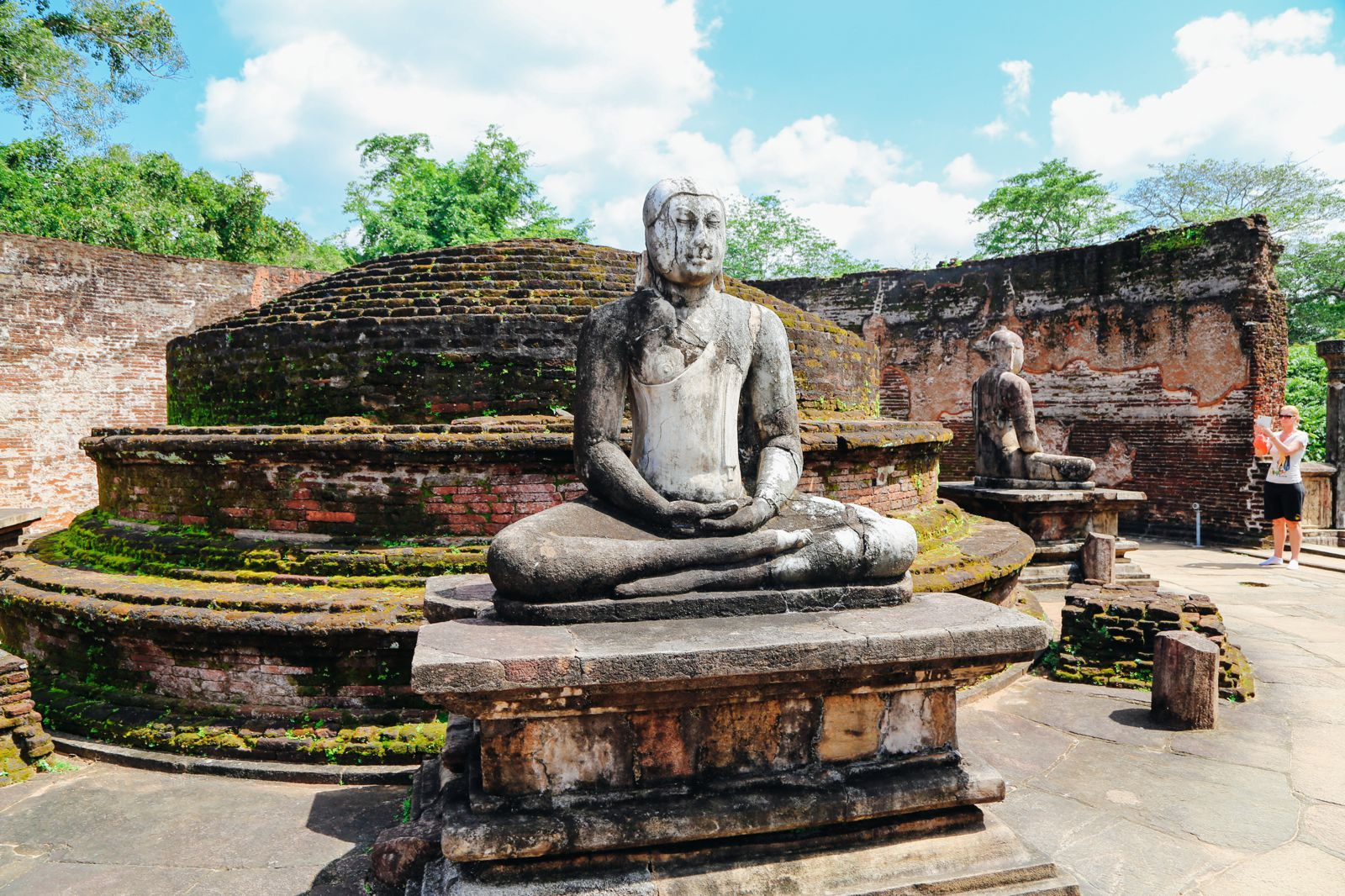 The Ancient City Of Polonnaruwa In Sri Lanka // Part 2 Of 2 (5)
