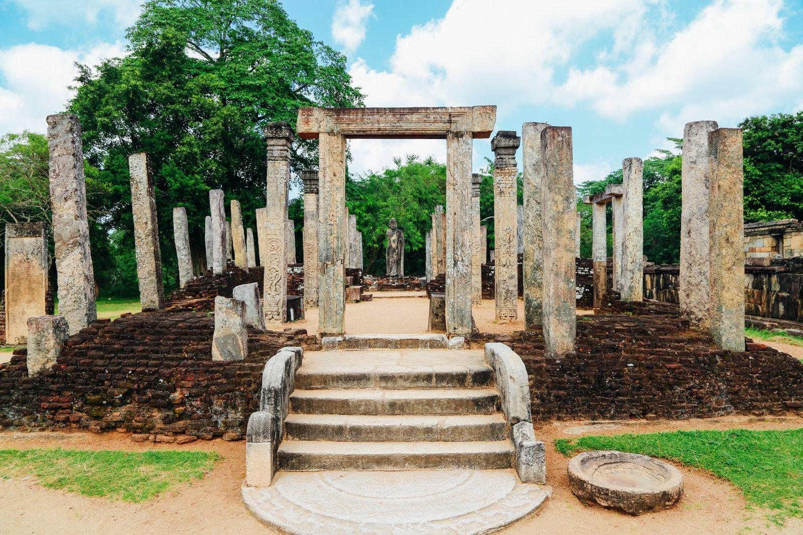 The Ancient City Of Polonnaruwa In Sri Lanka // Part 2 Of 2 (16)