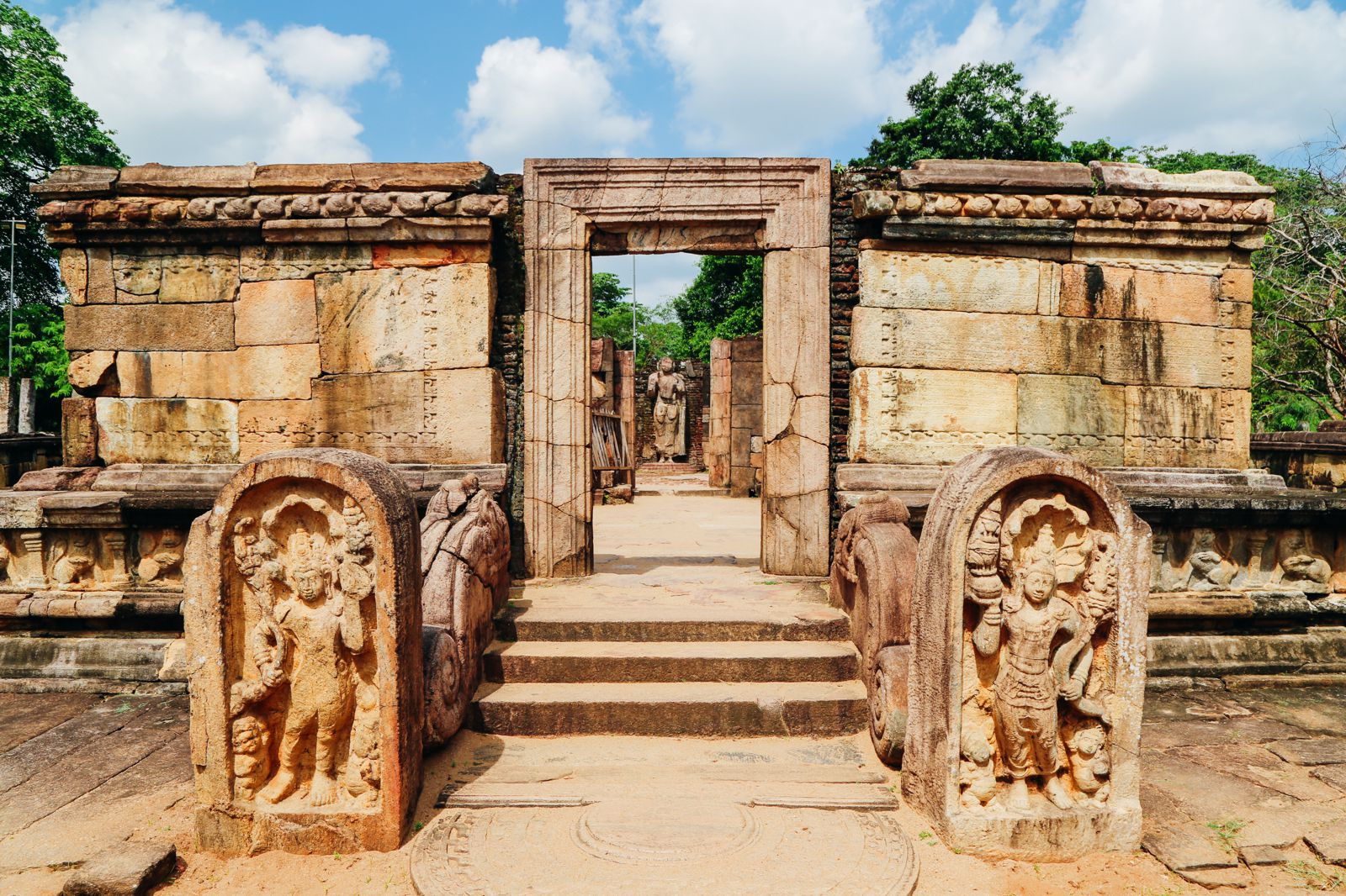The Ancient City Of Polonnaruwa In Sri Lanka // Part 2 Of 2 (19)