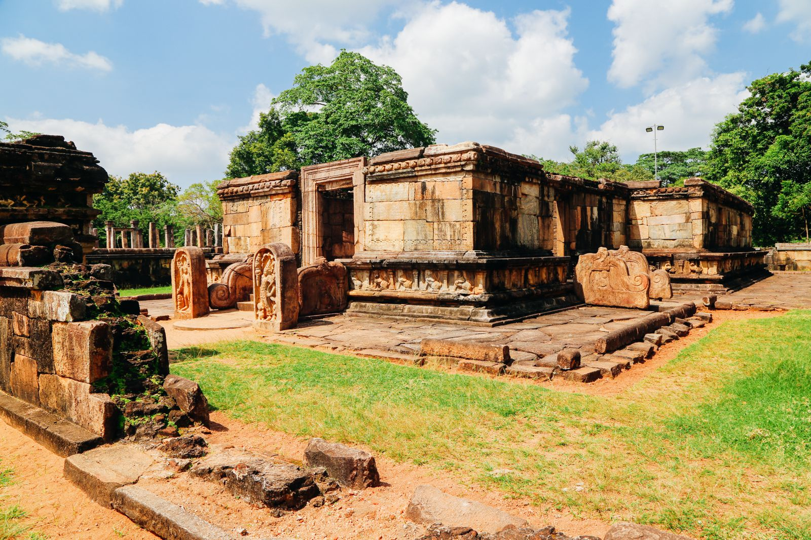 The Ancient City Of Polonnaruwa In Sri Lanka // Part 2 Of 2 (22)