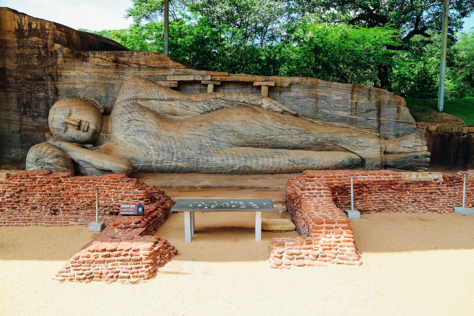 The Ancient City Of Polonnaruwa In Sri Lanka // Part 2 Of 2 (31)