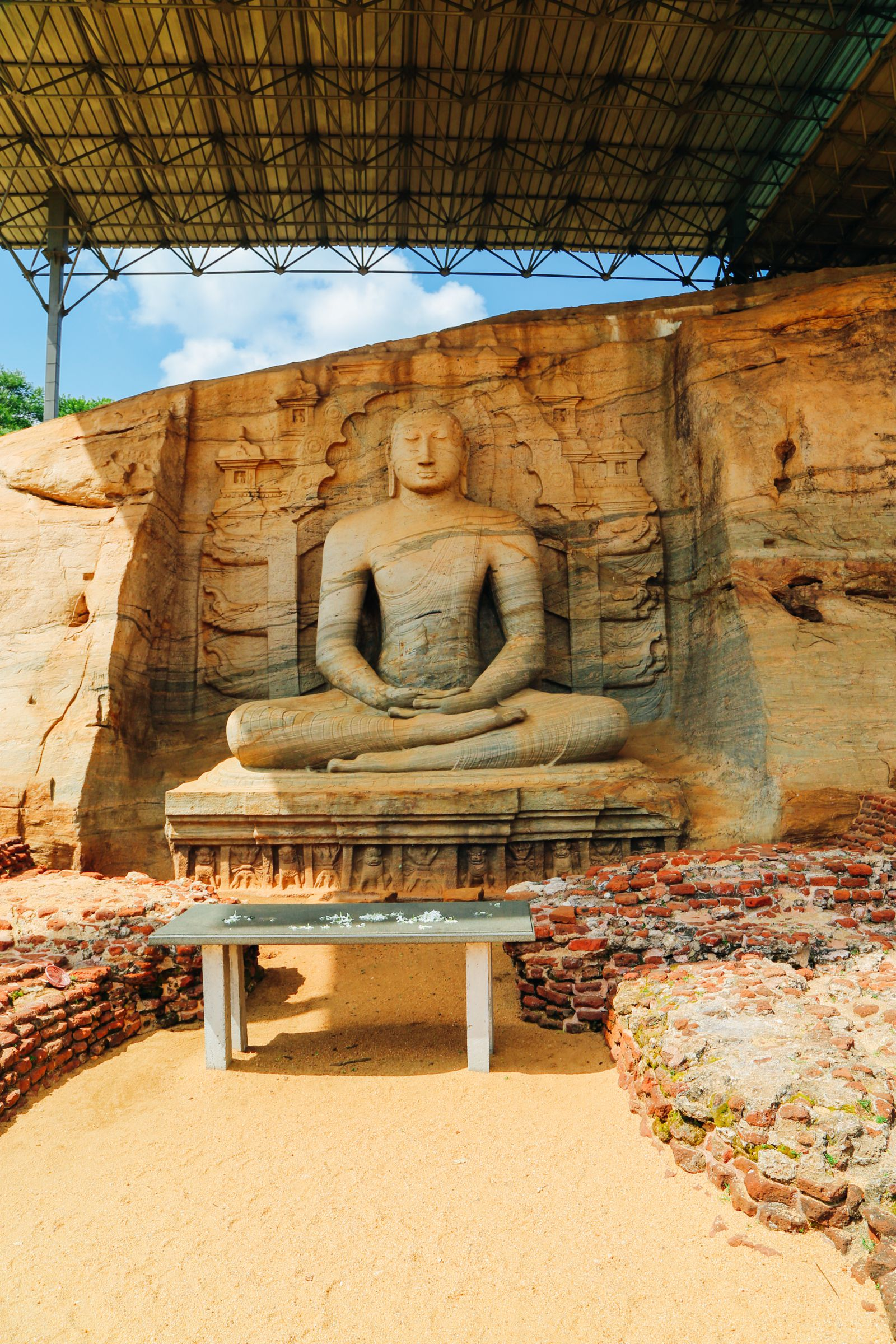 The Ancient City Of Polonnaruwa In Sri Lanka // Part 2 Of 2 (32)