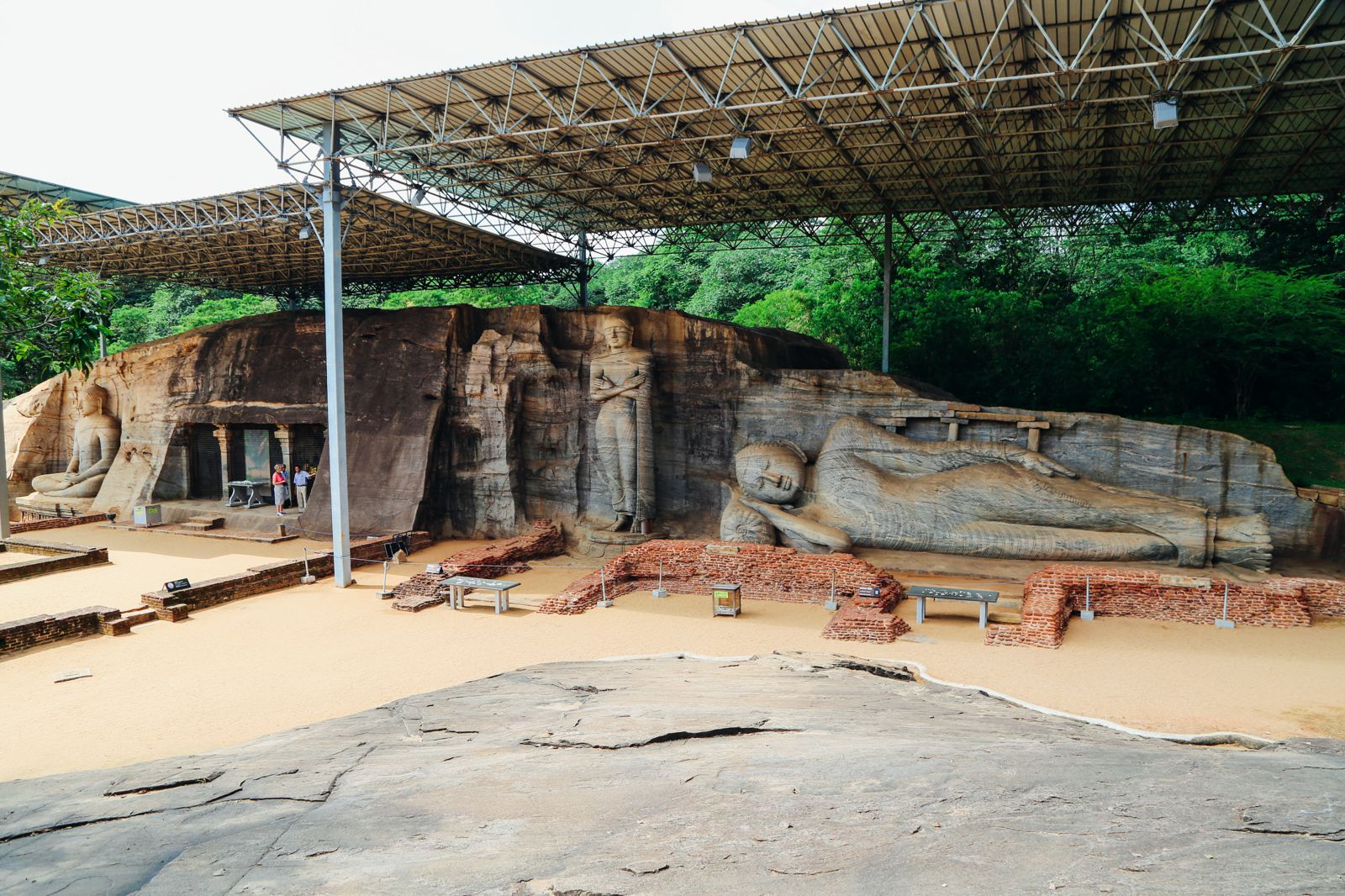 The Ancient City Of Polonnaruwa In Sri Lanka // Part 2 Of 2 (35)