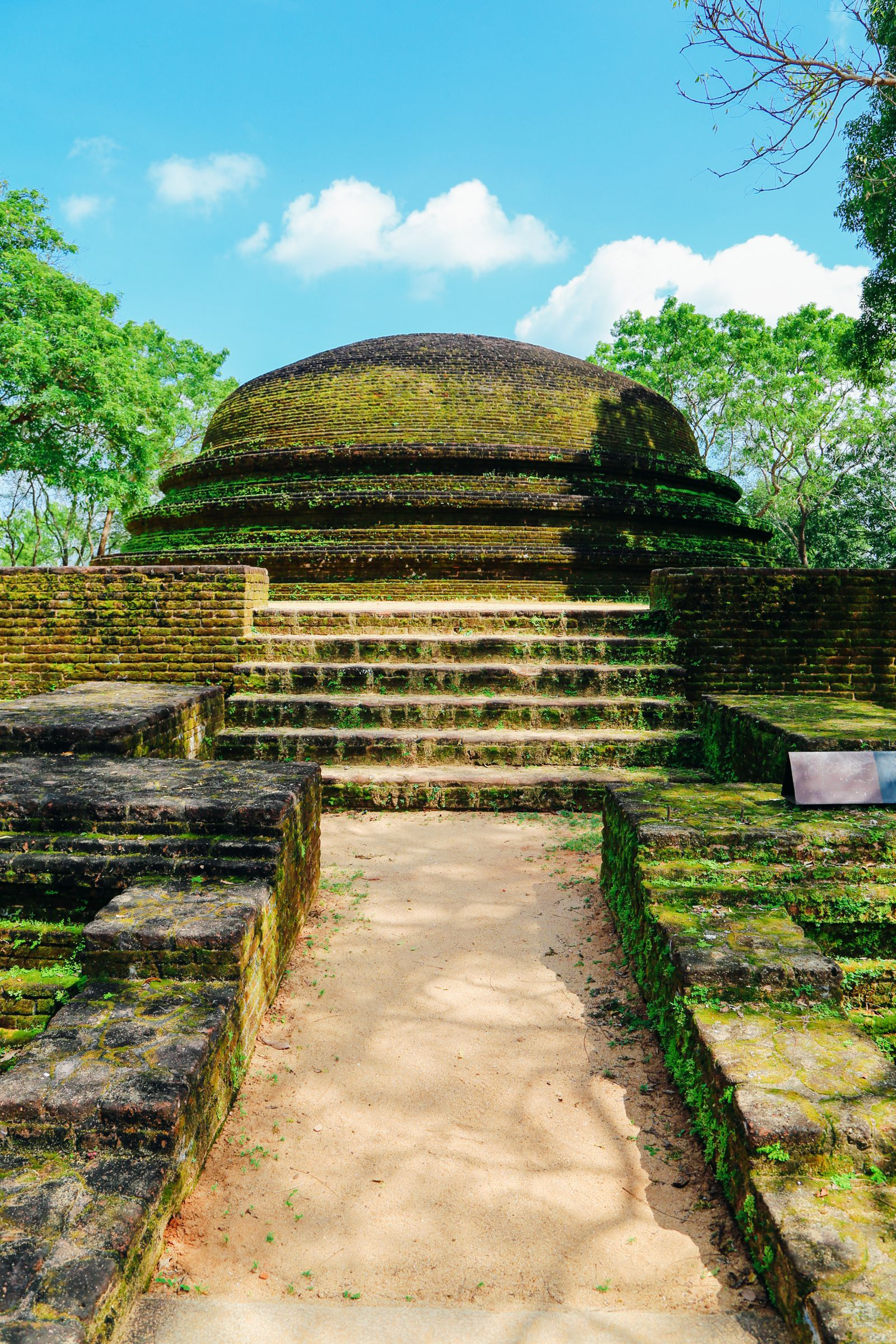 The Ancient City Of Polonnaruwa In Sri Lanka // Part 2 Of 2 (41)