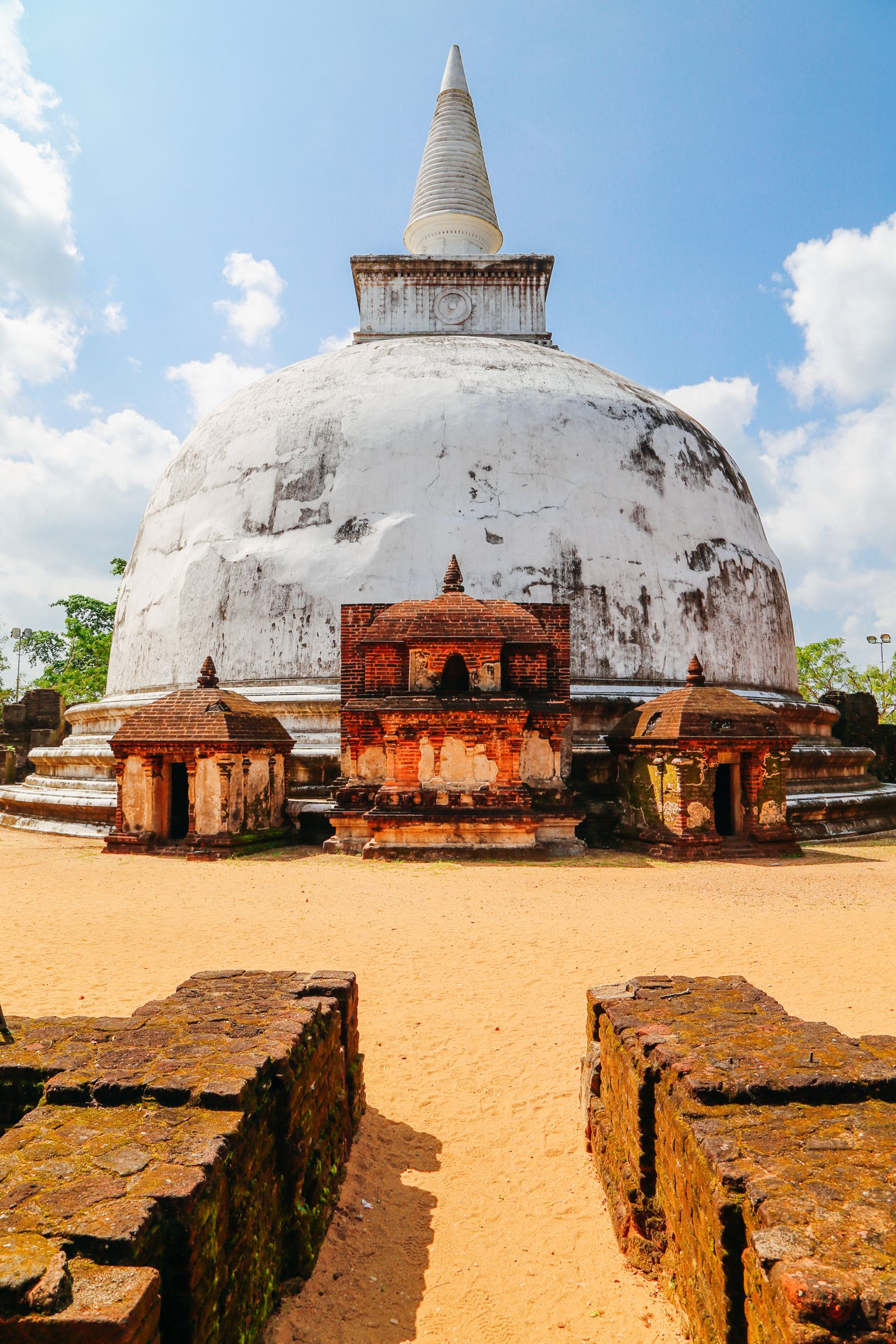 The Ancient City Of Polonnaruwa In Sri Lanka // Part 2 Of 2 (42)