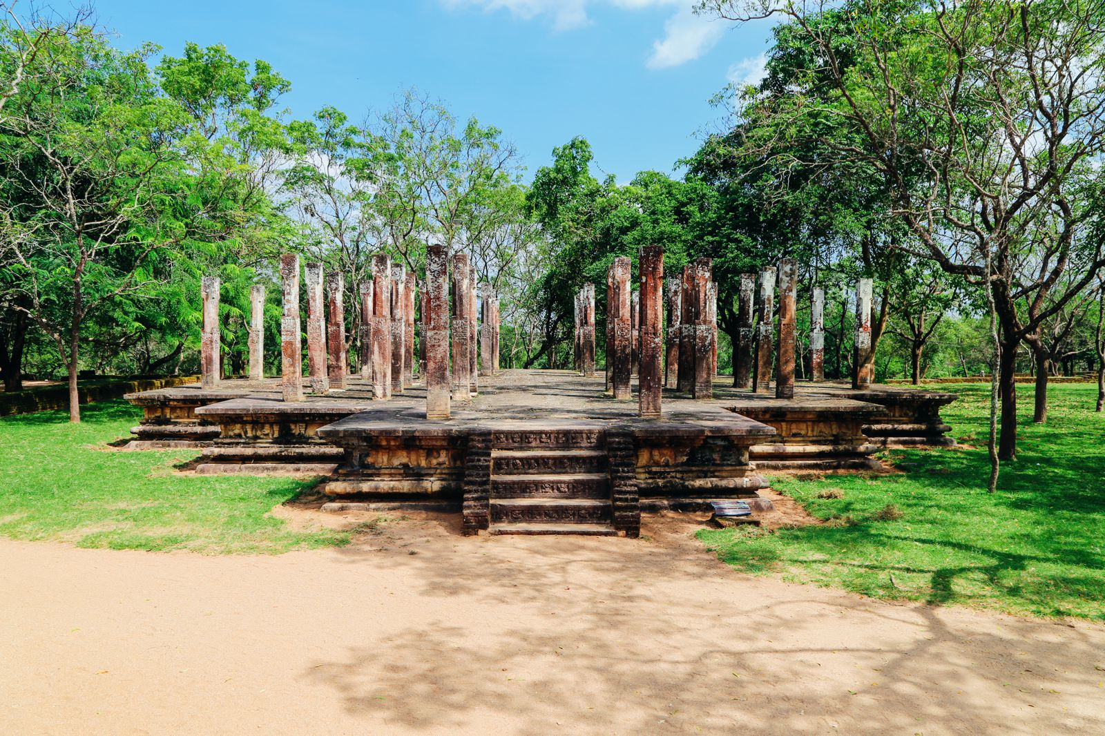 The Ancient City Of Polonnaruwa In Sri Lanka // Part 2 Of 2 (43)