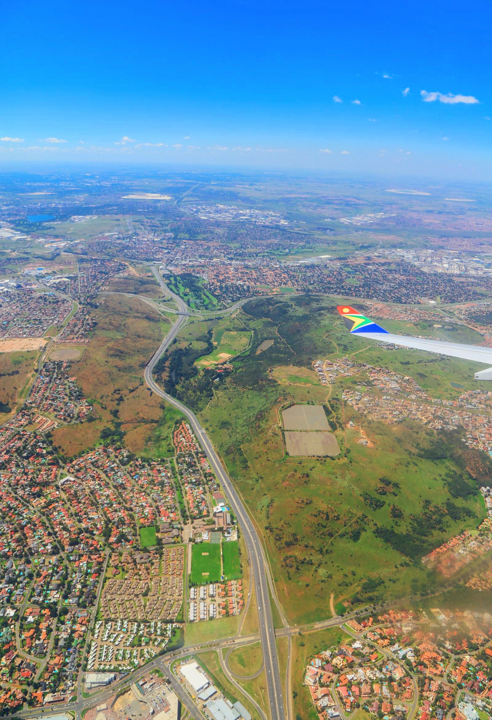 Arrival In The Eastern Cape Of South Africa (1)