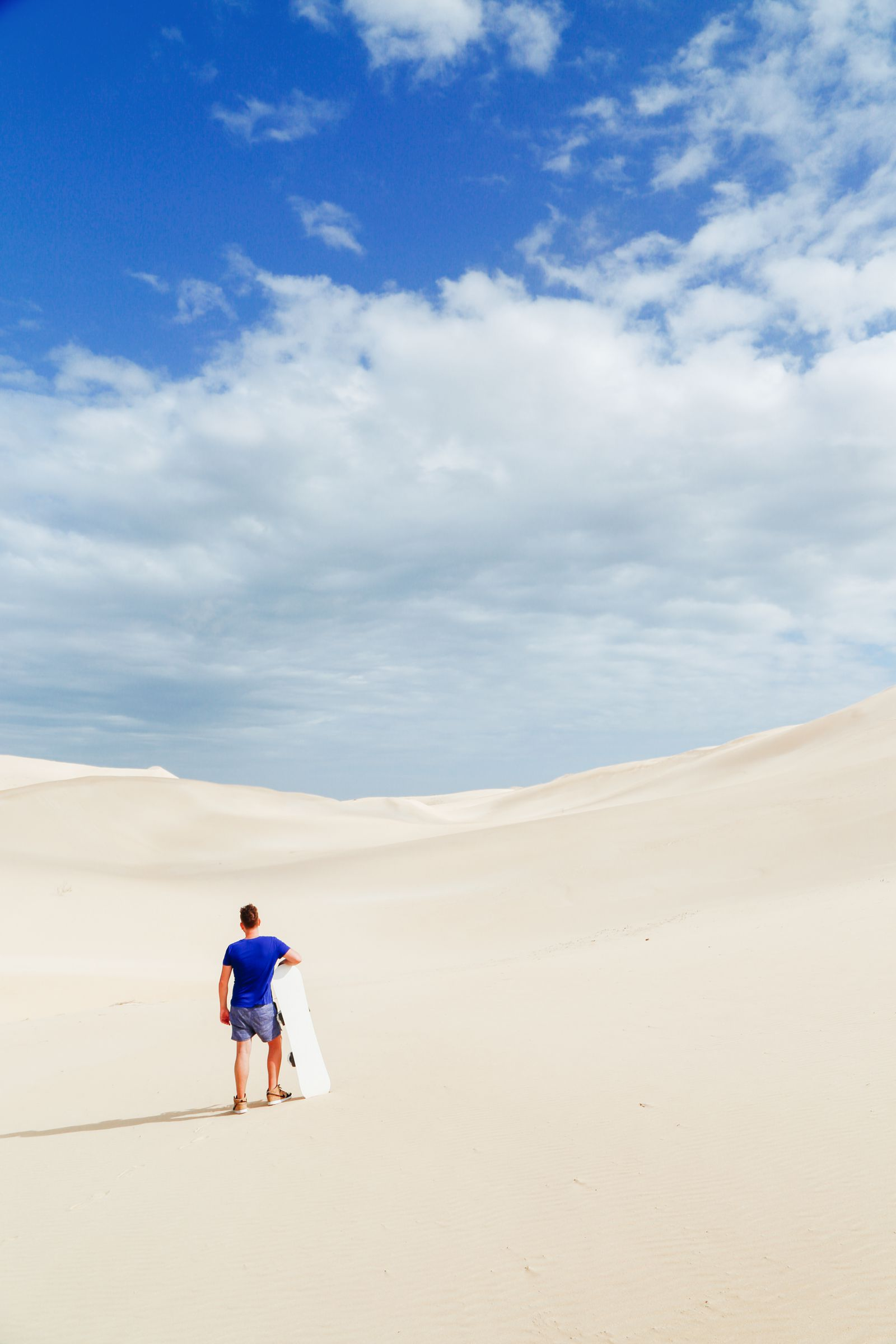 What It's Like To Try Sandboarding For The Very First Time! (42)
