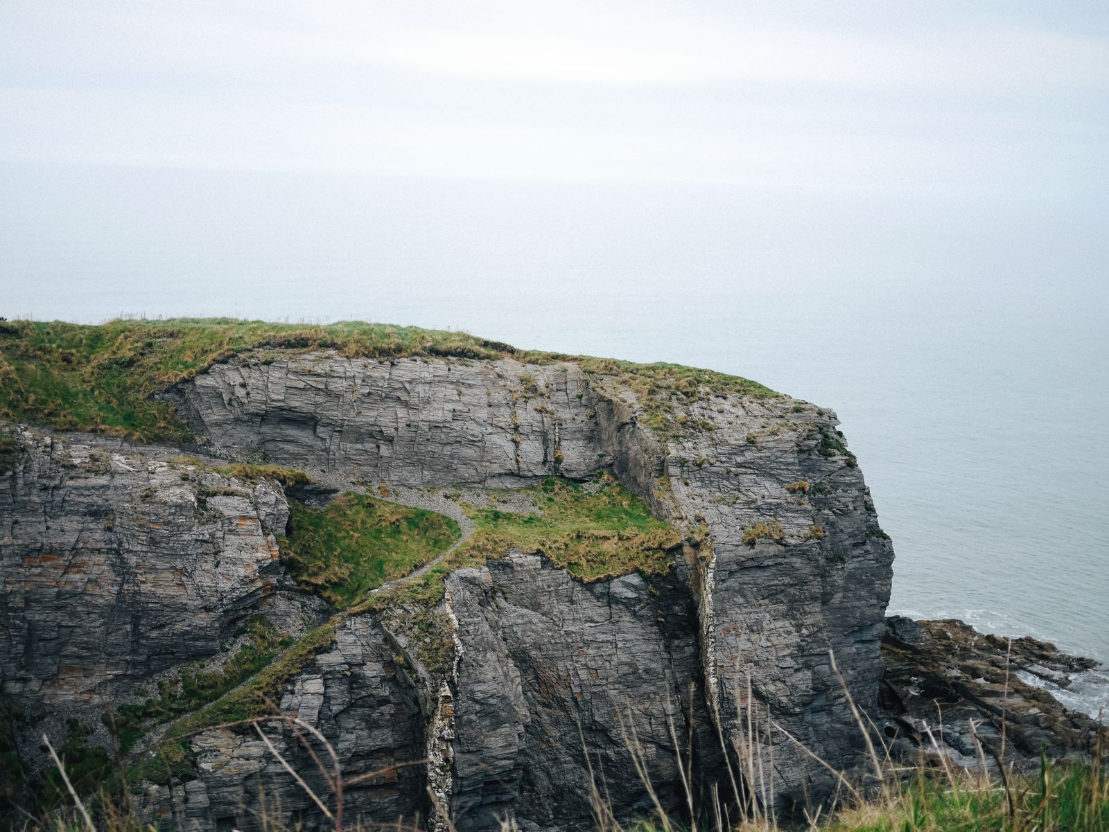 Exploring The UK's Dramatic Coastline... In Wales (3)