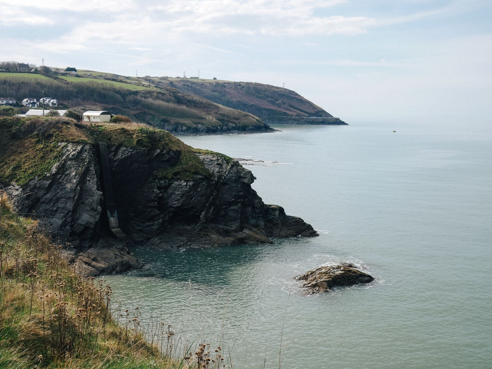 Exploring The UK's Dramatic Coastline... In Wales (5)