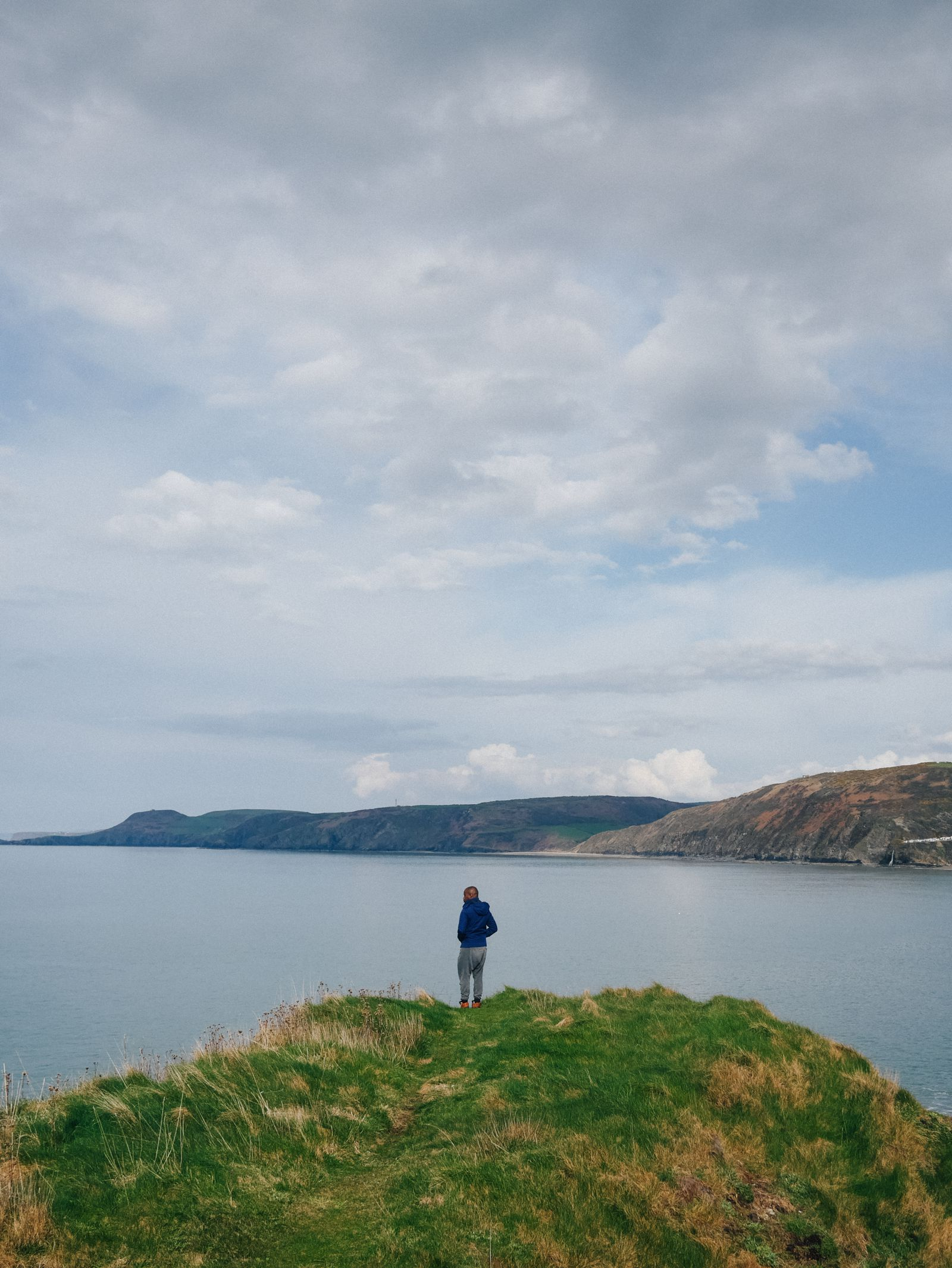 Exploring The UK's Dramatic Coastline... In Wales (6)