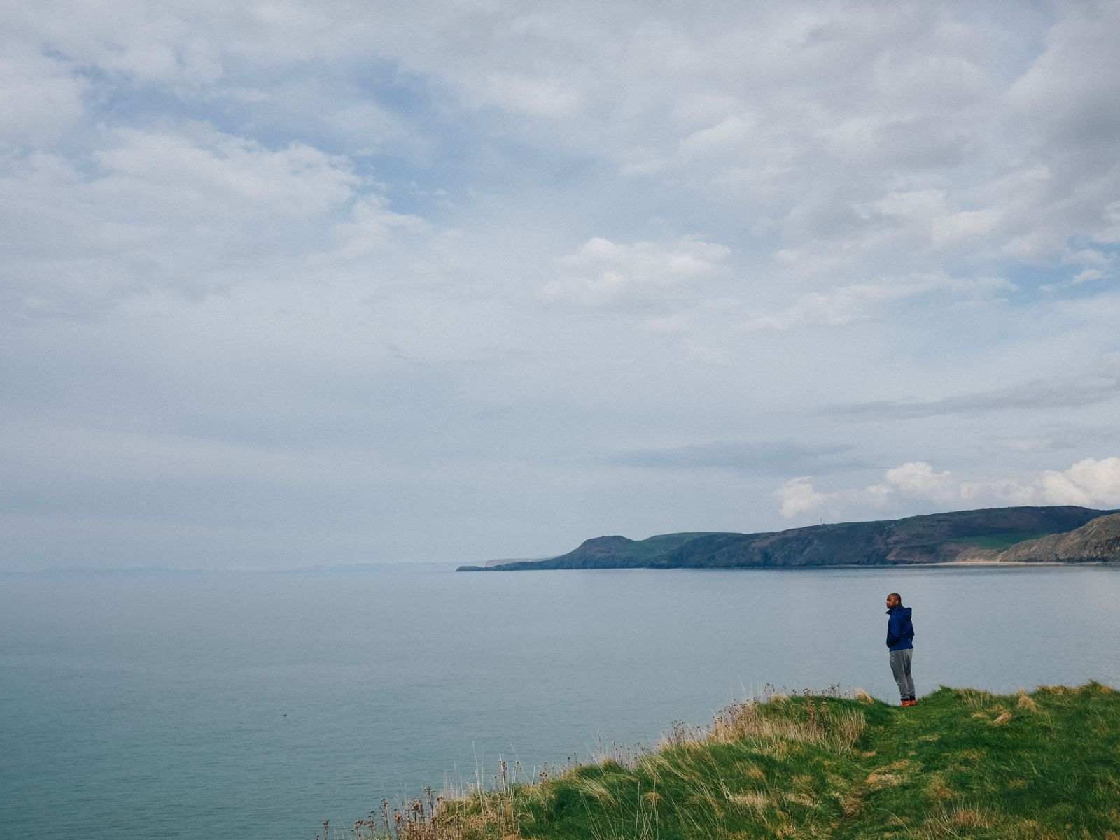 Exploring The UK's Dramatic Coastline... In Wales (7)