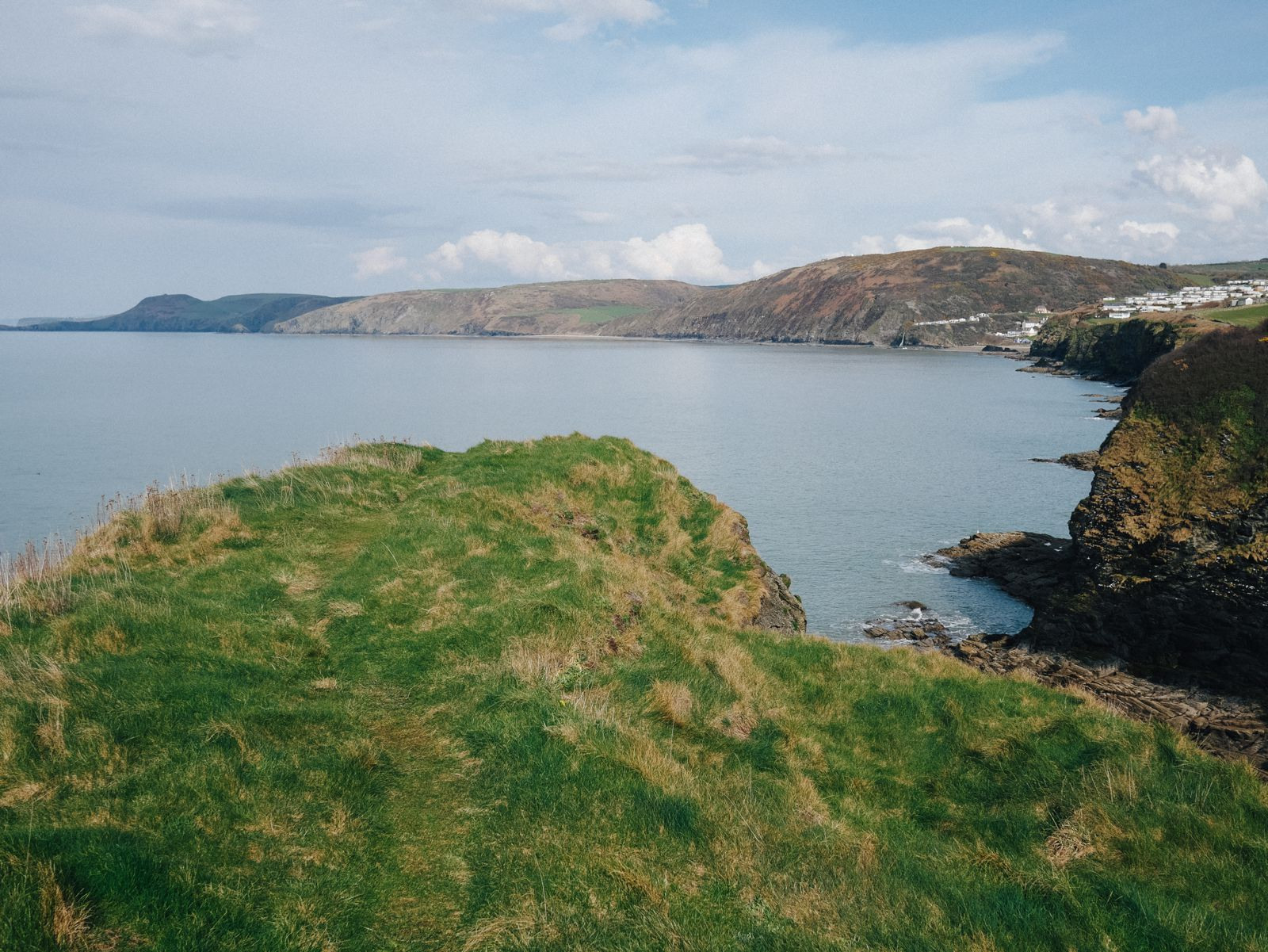 Exploring The UK's Dramatic Coastline... In Wales (8)