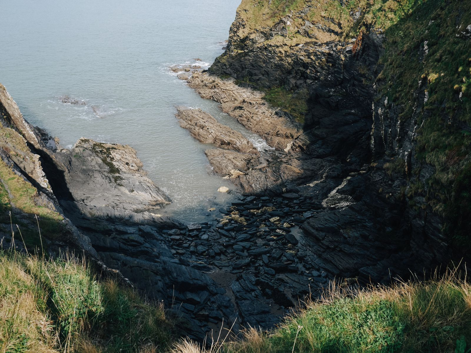 Exploring The UK's Dramatic Coastline... In Wales (9)