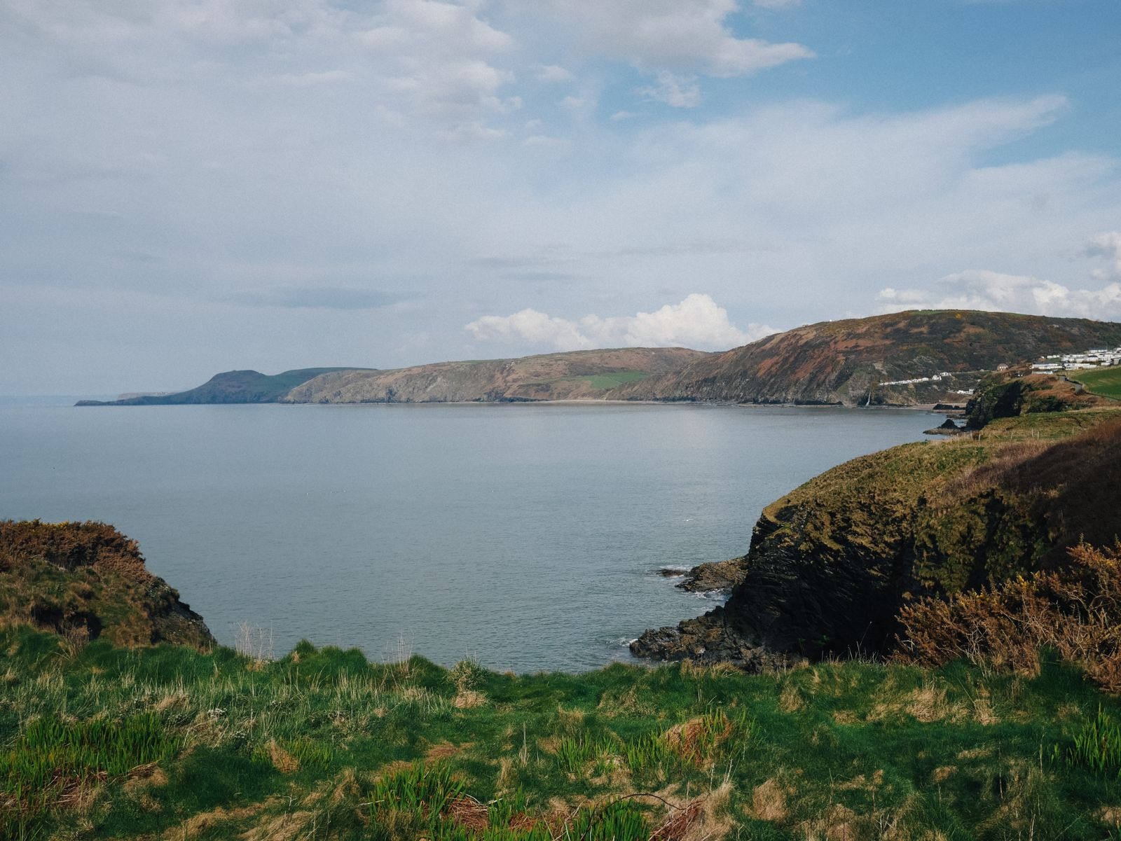Exploring The UK's Dramatic Coastline... In Wales (10)