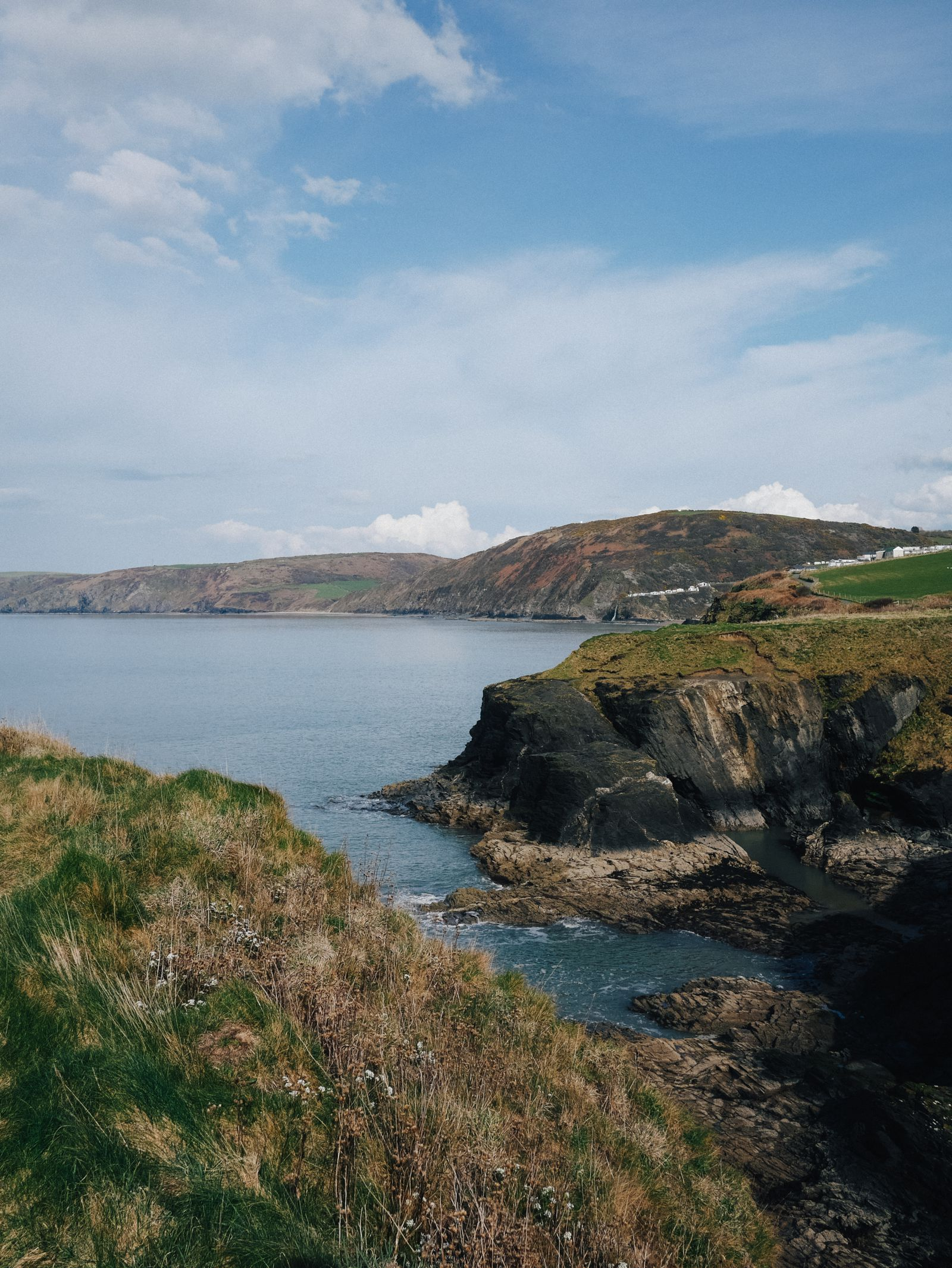Exploring The UK's Dramatic Coastline... In Wales (12)