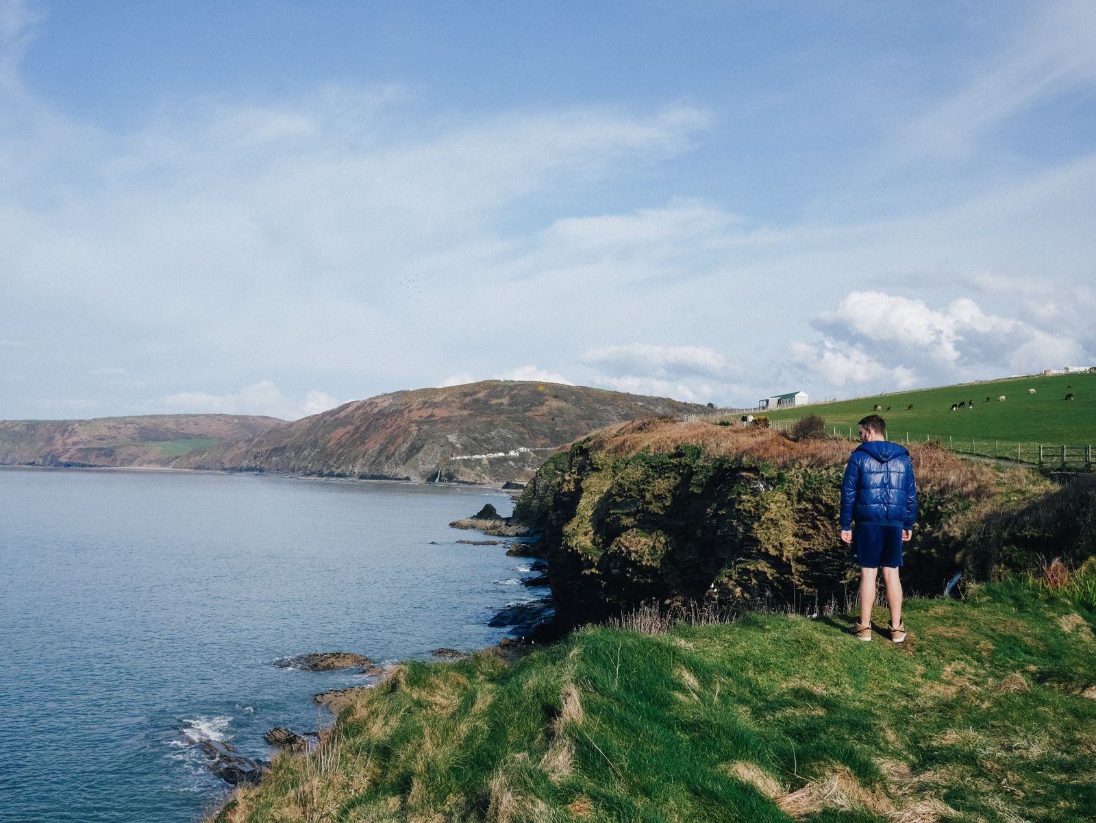 Exploring The UK's Dramatic Coastline... In Wales (15)