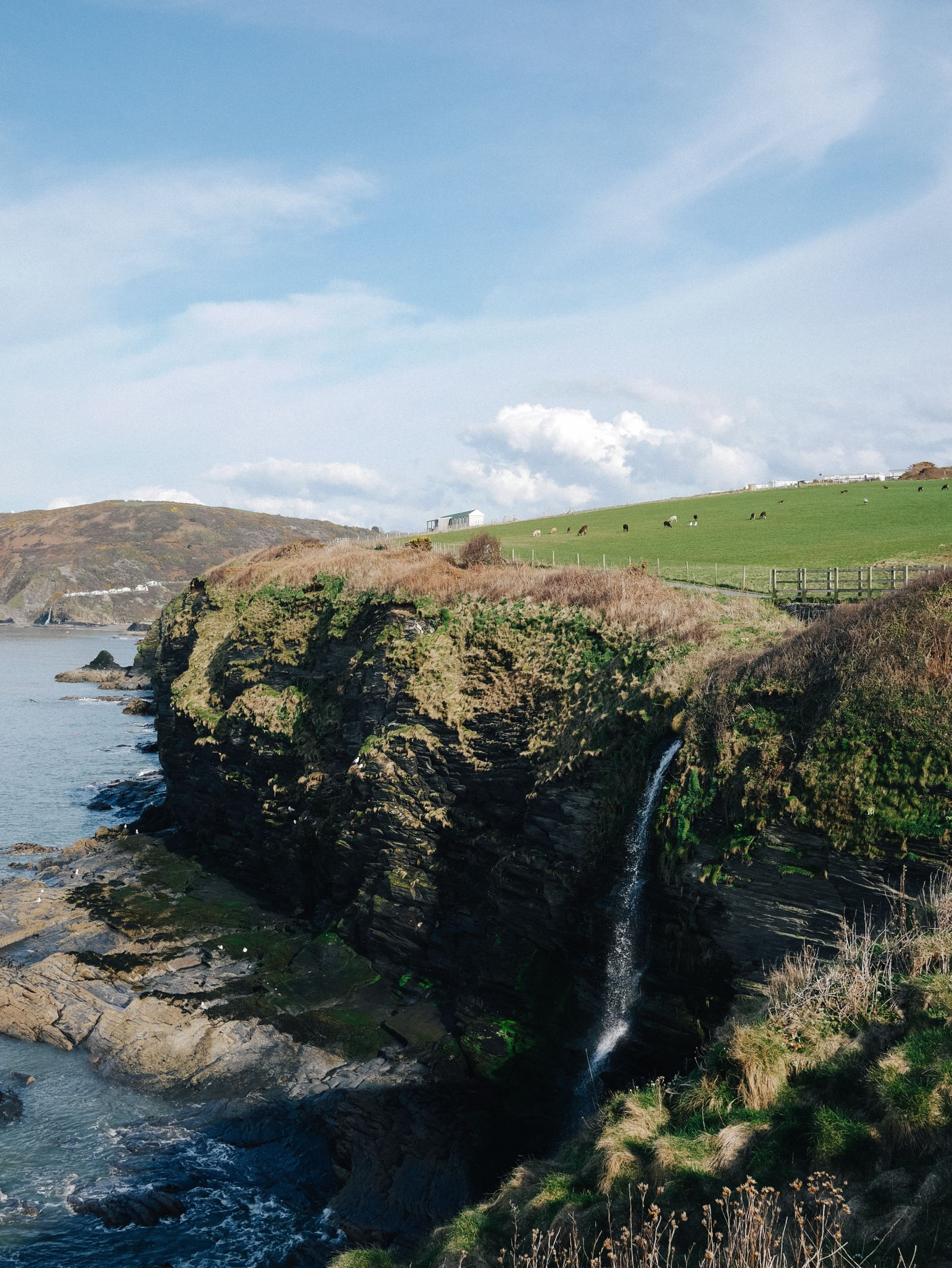 Exploring The UK's Dramatic Coastline... In Wales (16)