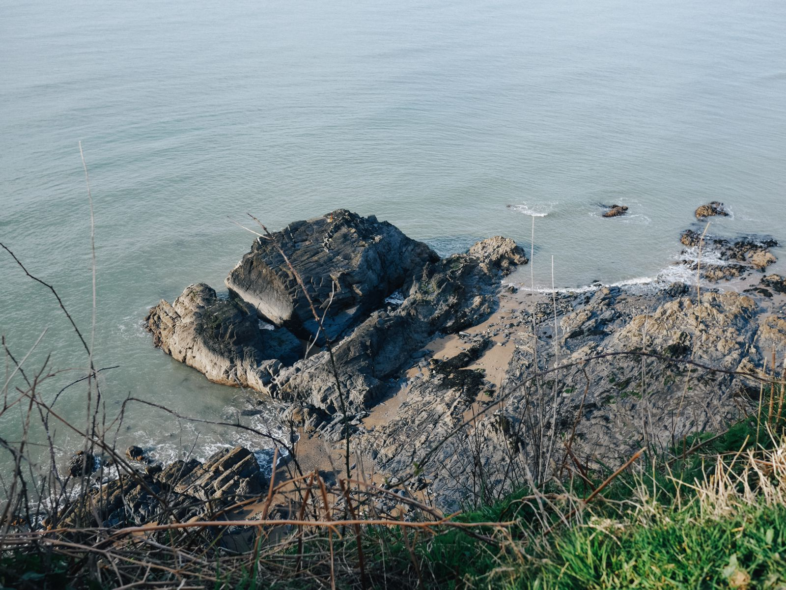 Exploring The UK's Dramatic Coastline... In Wales (31)