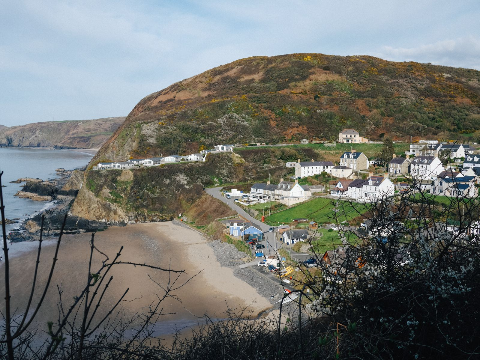 Exploring The UK's Dramatic Coastline... In Wales (34)