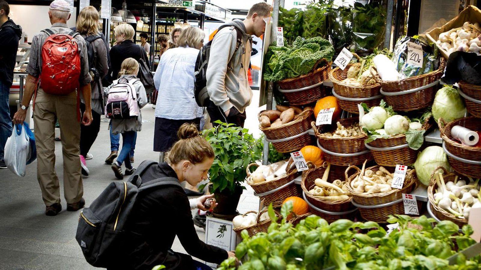 Torvehallerne – Copenhagen food hall Market (1)