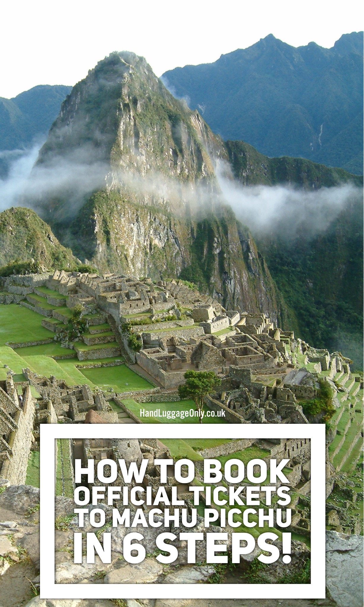 How To Successfully Book Your Tickets To Machu Picchu, Peru In 6 Steps! (1)