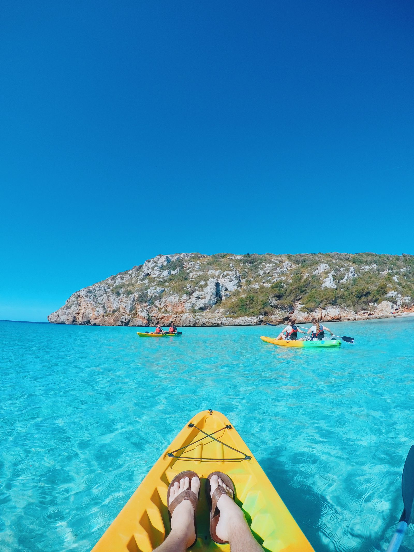 Ever Wondered What The Spanish Island Of Menorca Looks Like? Well Here It is... (2)