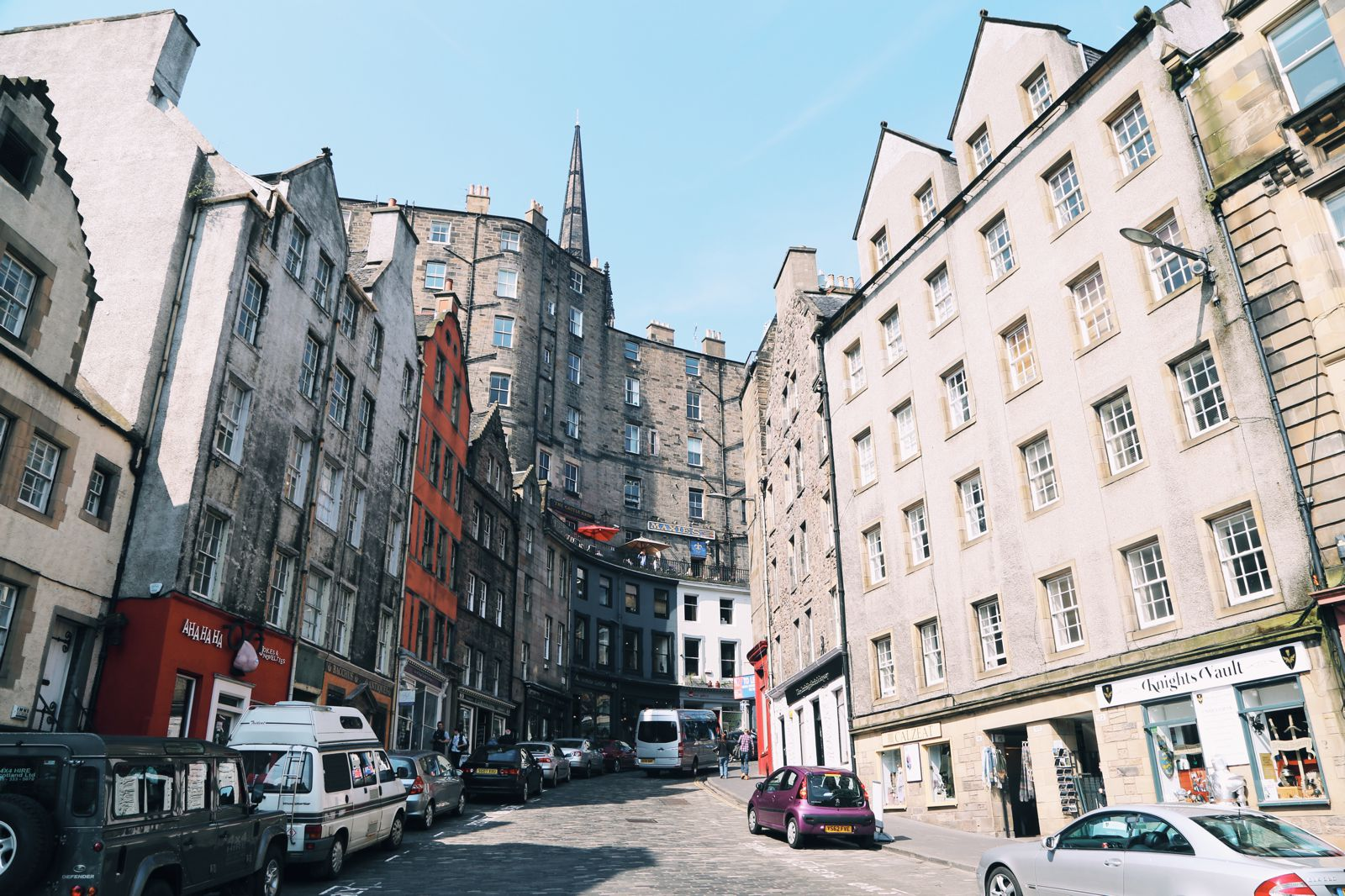 Re-Visiting Edinburgh - What's Changed In Scotland's Capital City In The Last 7 Years... (17)