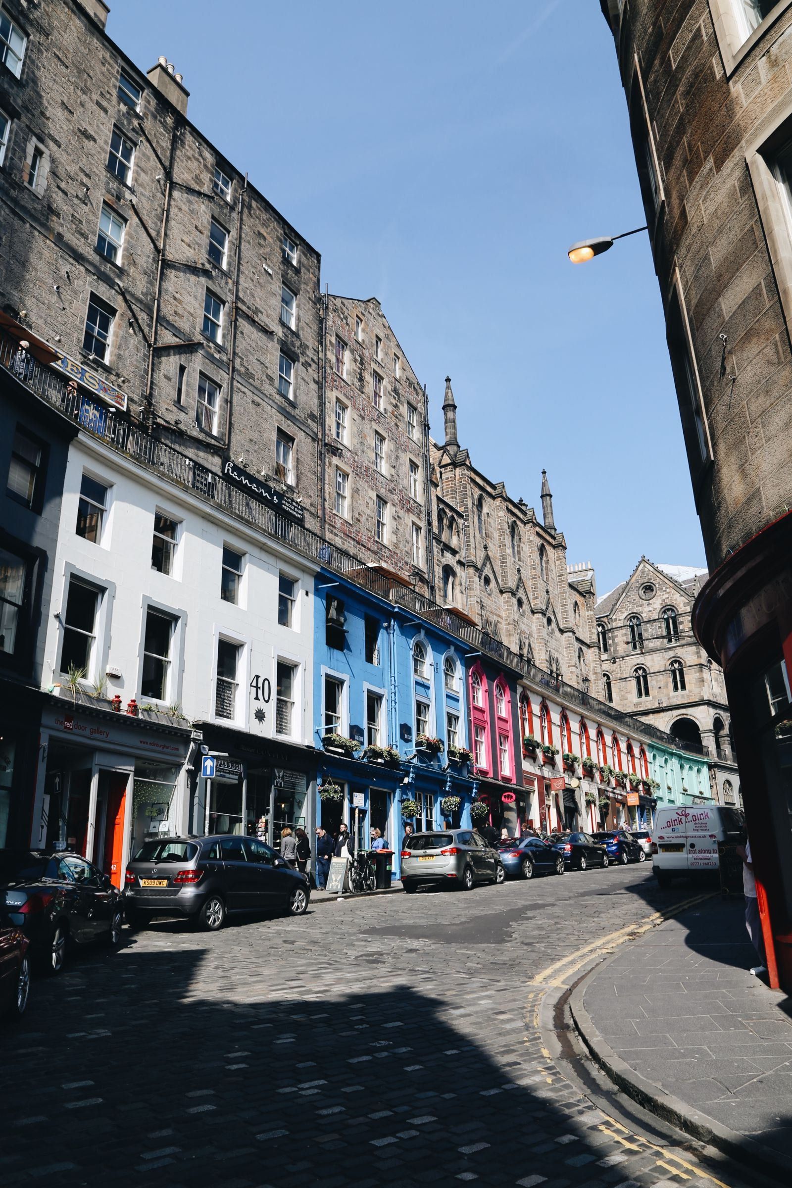 Re-Visiting Edinburgh - What's Changed In Scotland's Capital City In The Last 7 Years... (5)