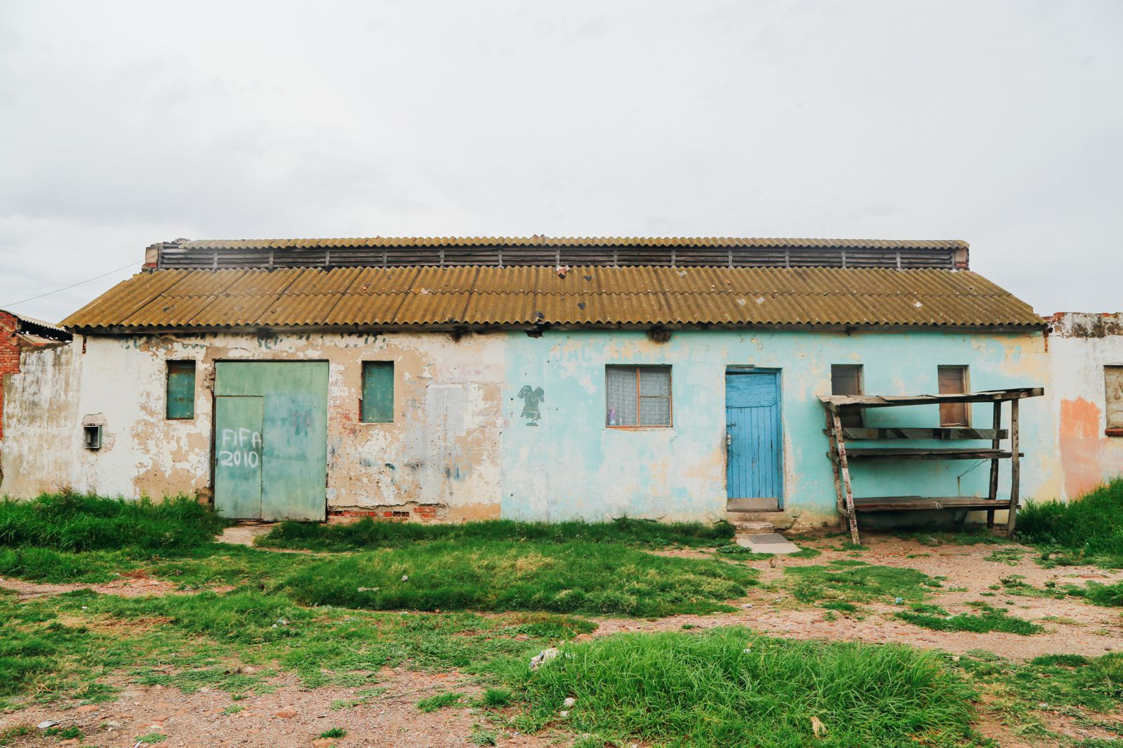 Visiting A South African Township In Port Elizabeth (1)