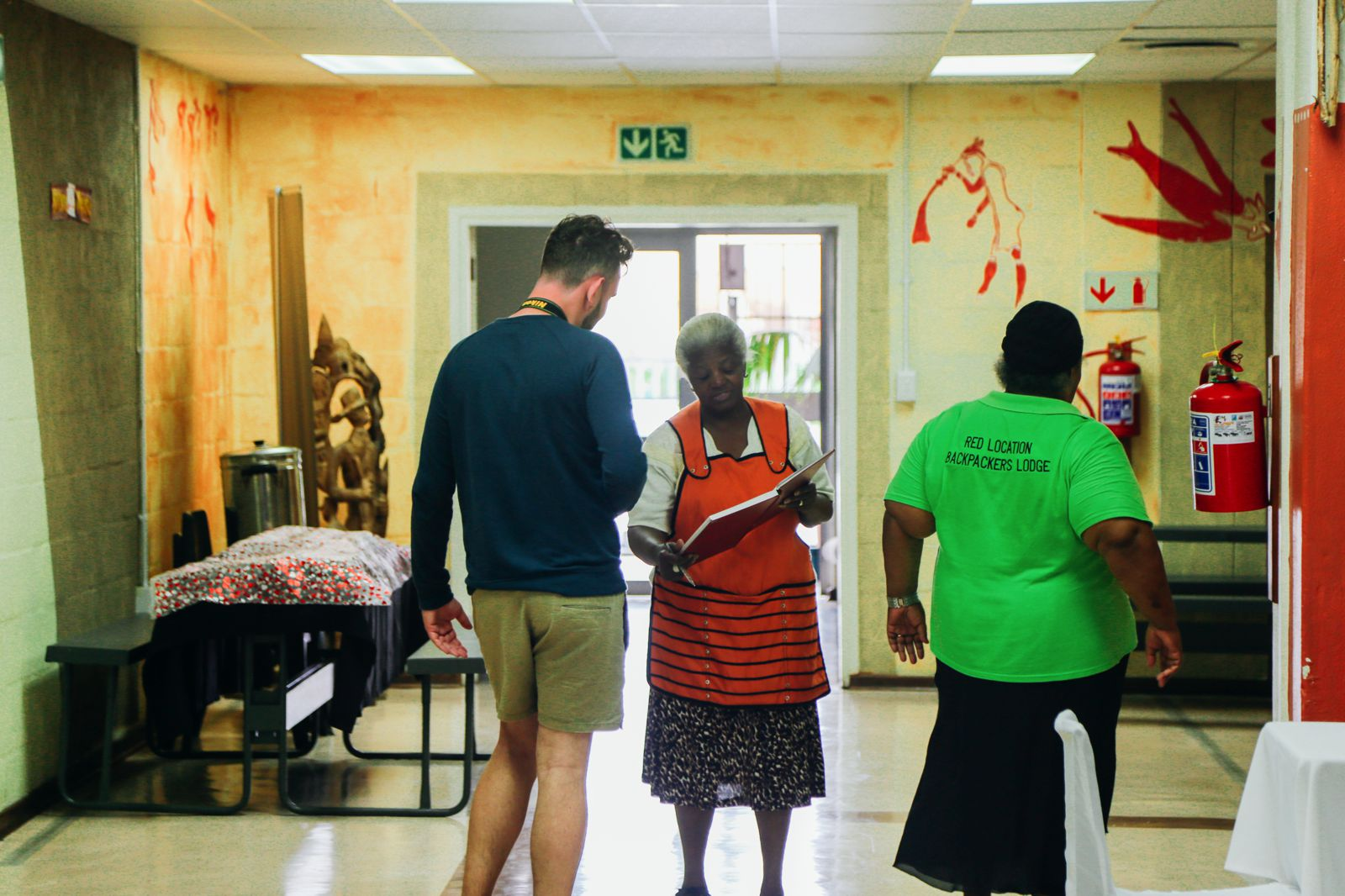 Visiting A South African Township In Port Elizabeth (3)