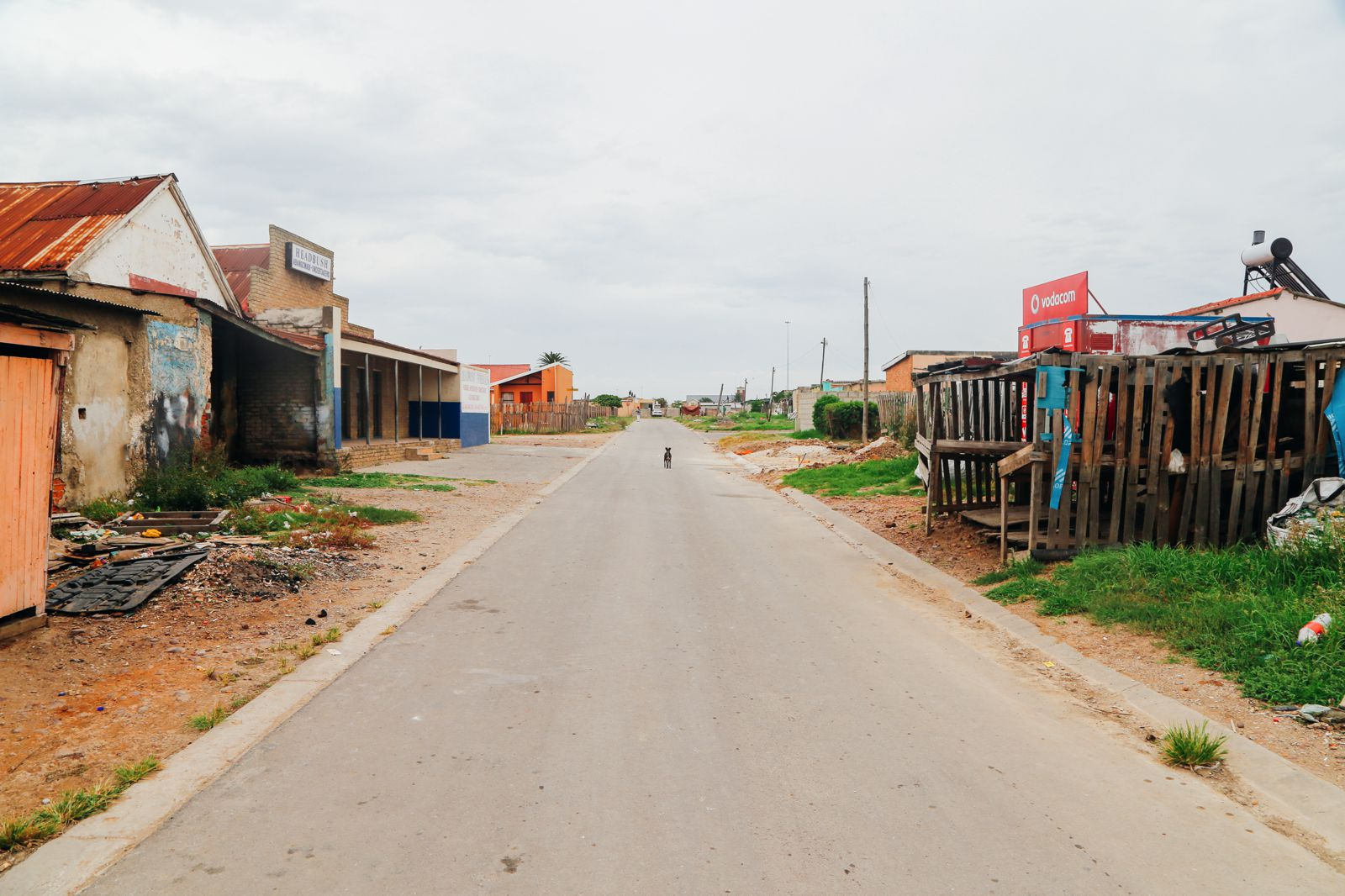 Visiting A South African Township In Port Elizabeth (6)
