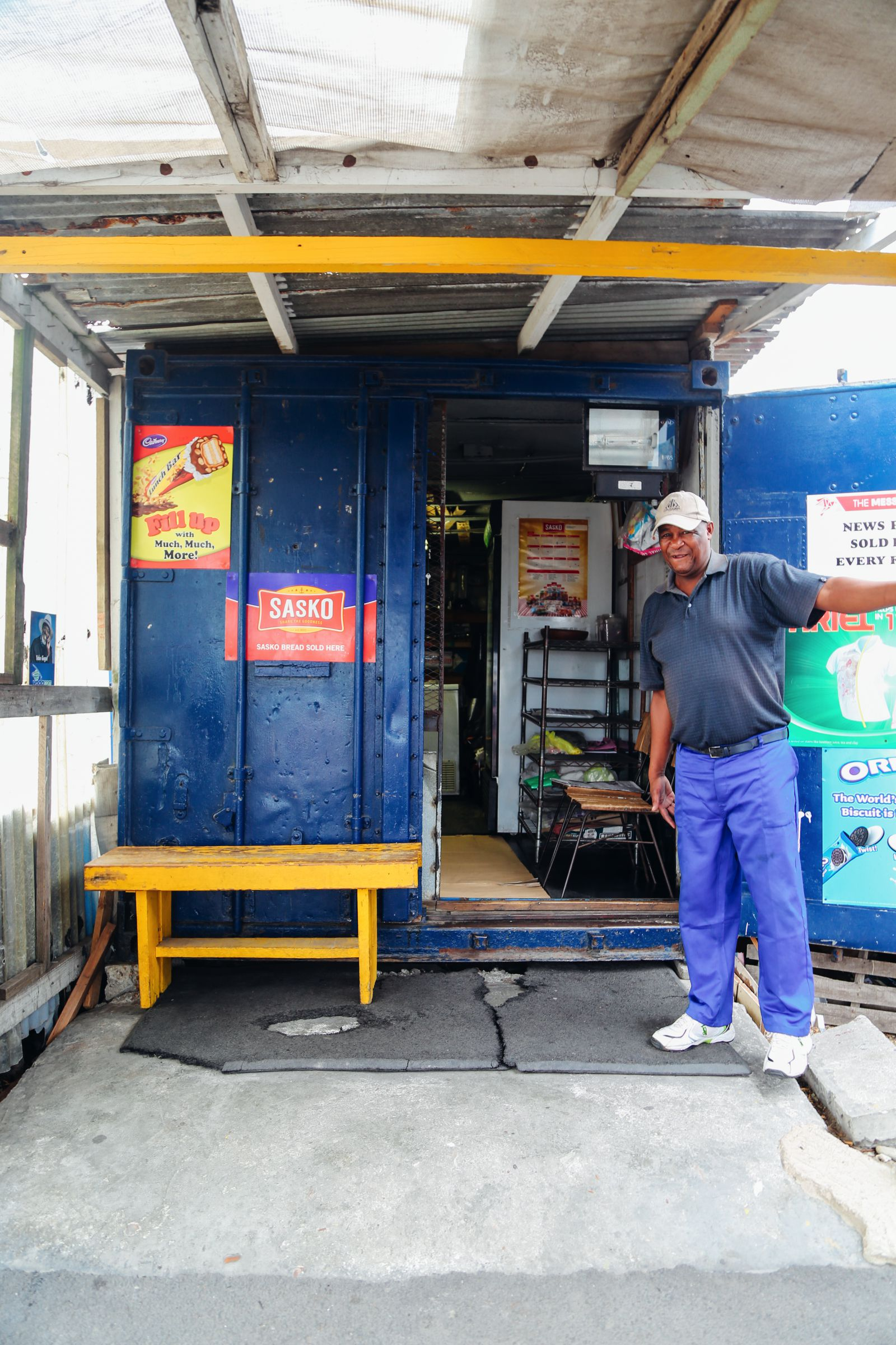 Visiting A South African Township In Port Elizabeth (12)