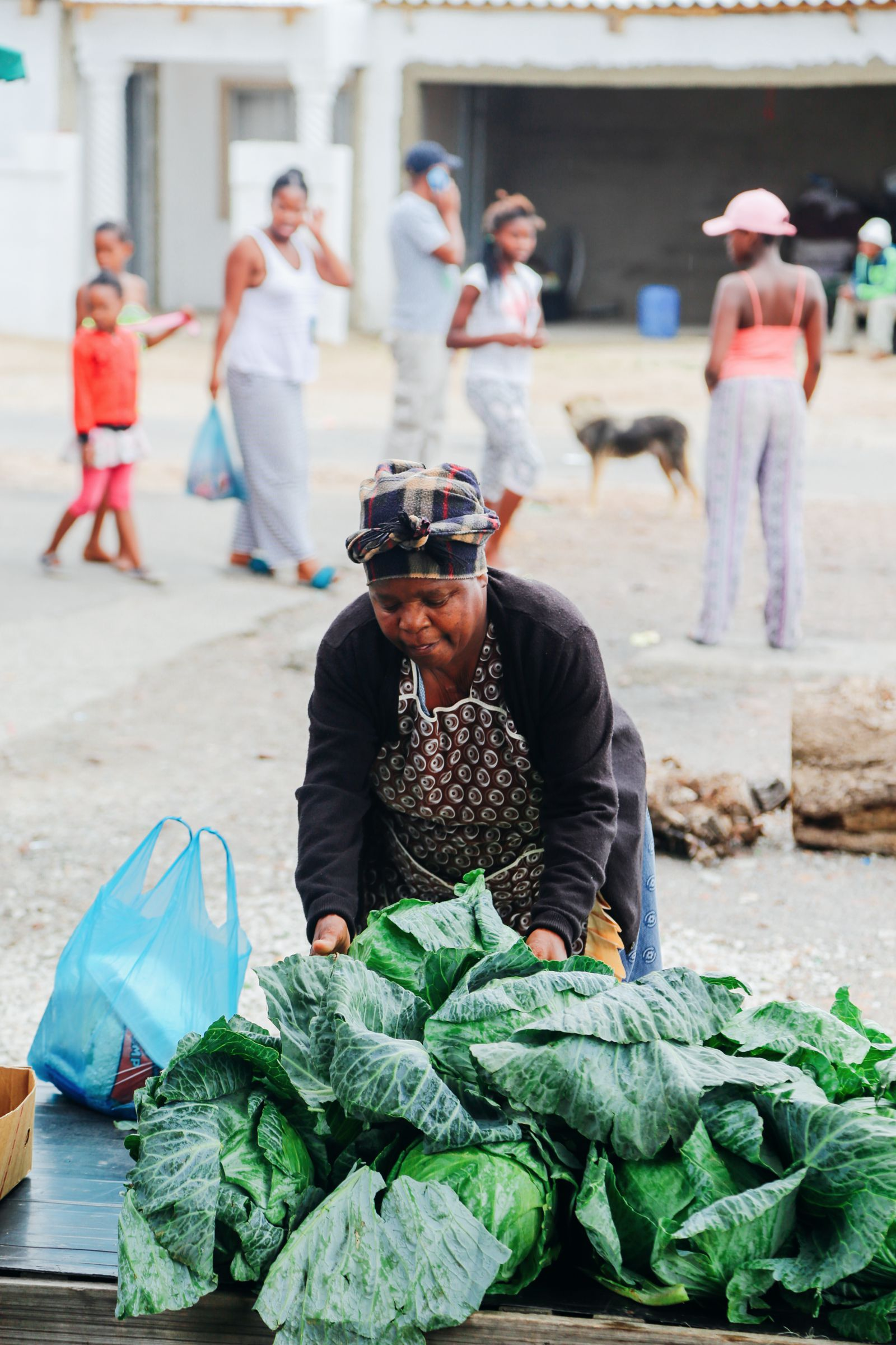 Visiting A South African Township In Port Elizabeth (14)
