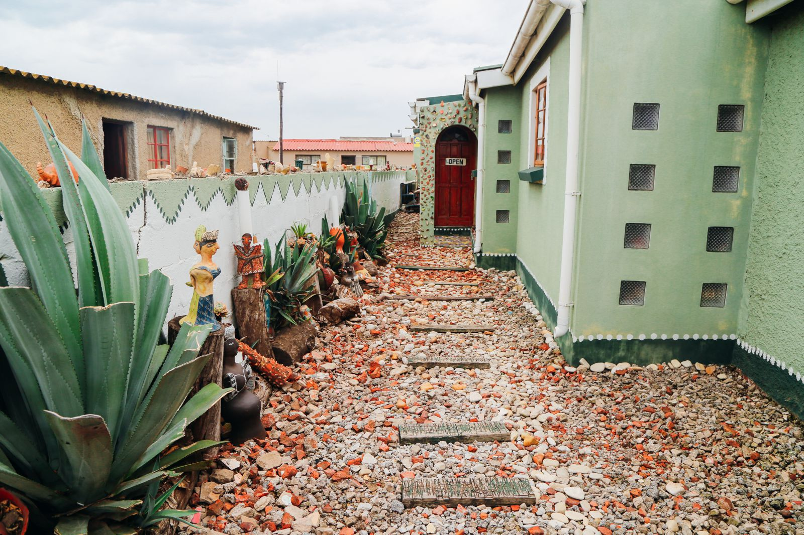 Visiting A South African Township In Port Elizabeth (16)