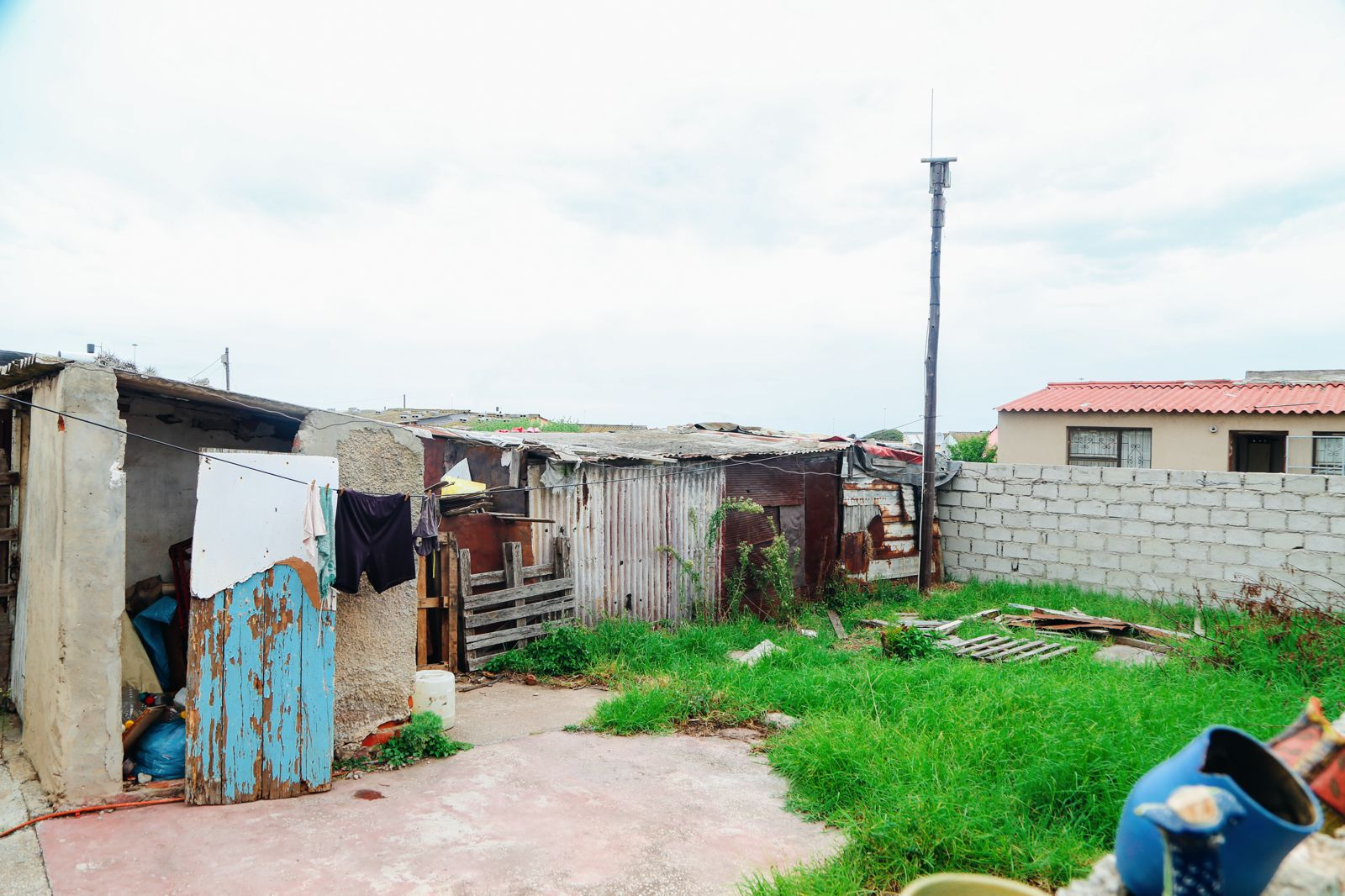Visiting A South African Township In Port Elizabeth (17)