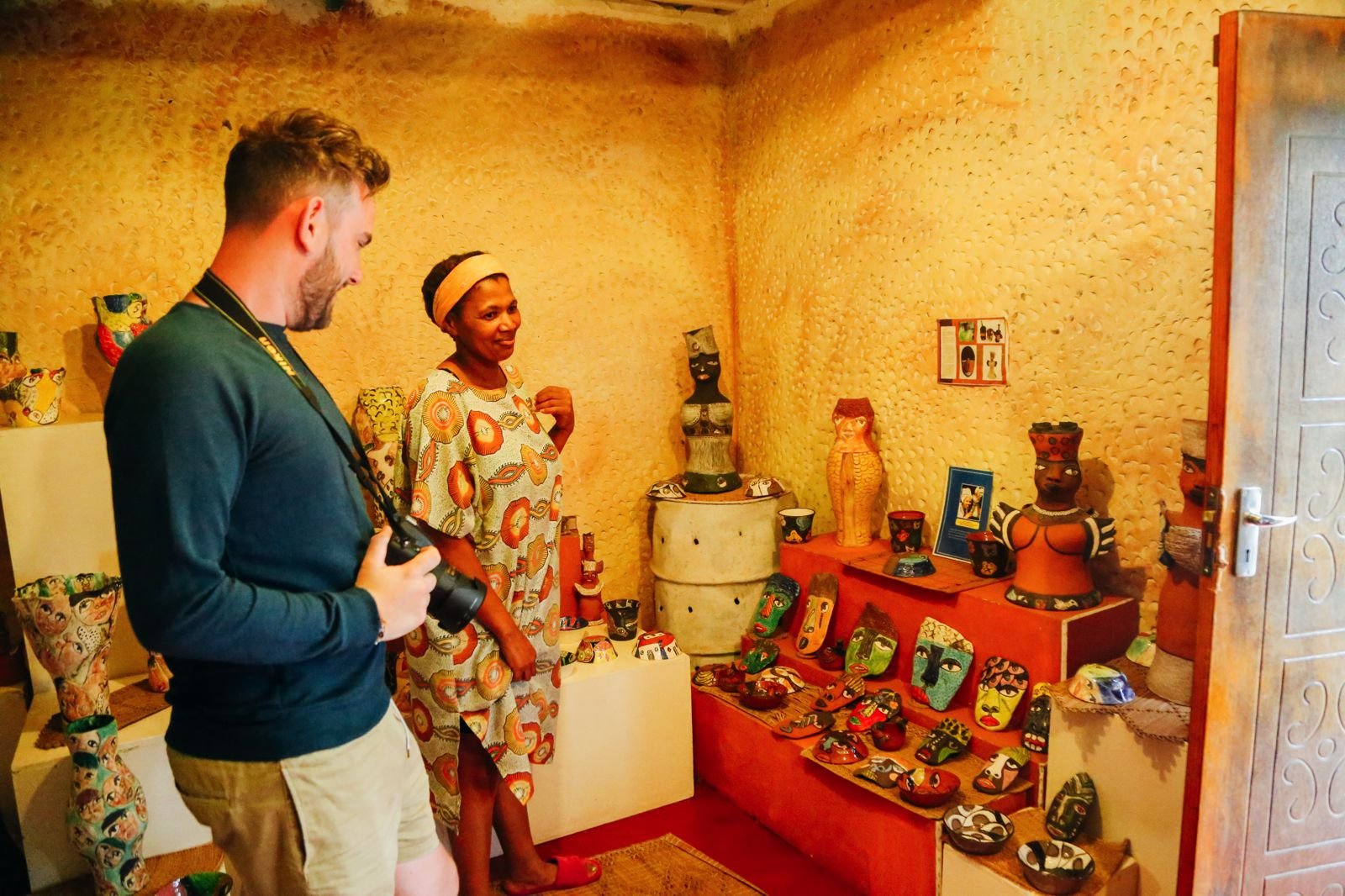 Visiting A South African Township In Port Elizabeth (19)