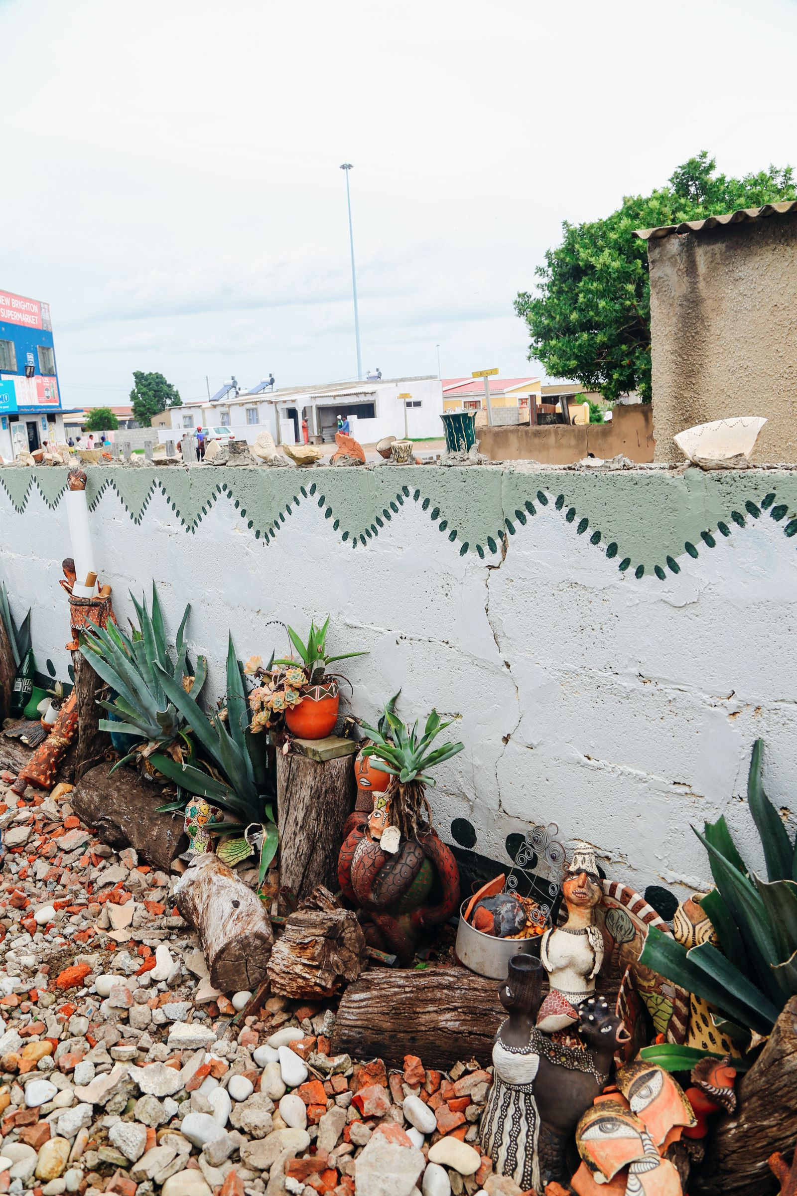 Visiting A South African Township In Port Elizabeth (30)