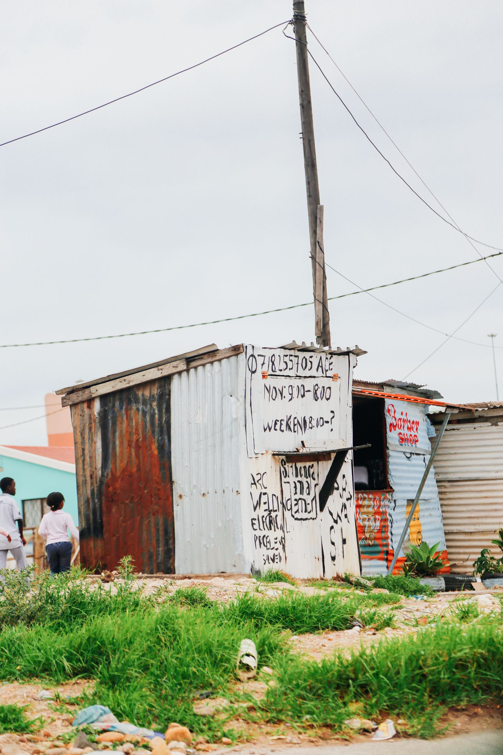 Visiting A South African Township In Port Elizabeth (35)