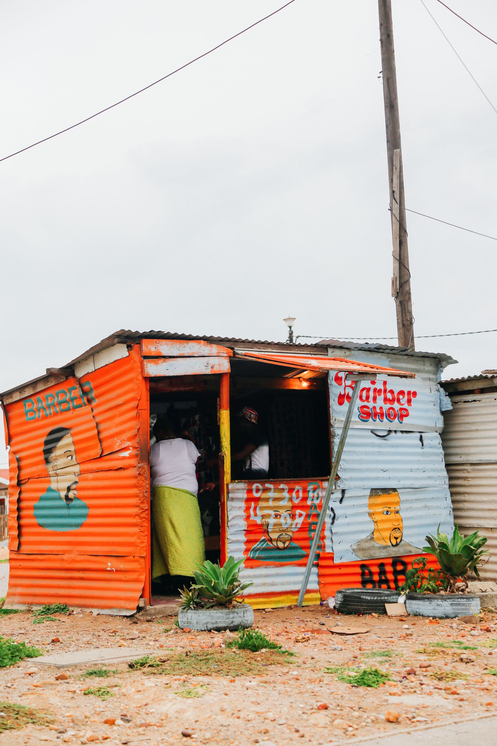 Visiting A South African Township In Port Elizabeth (36)