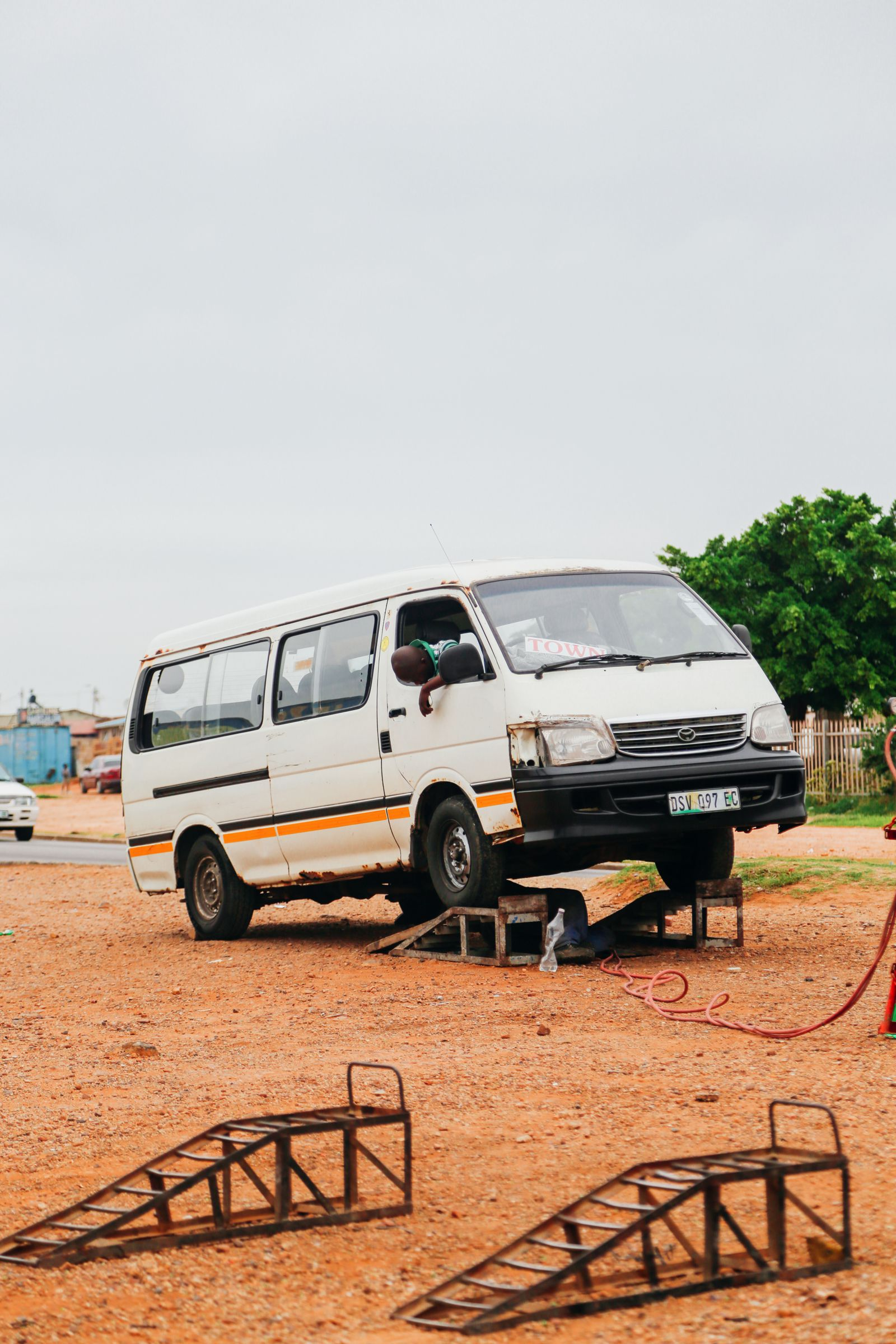 Visiting A South African Township In Port Elizabeth (38)